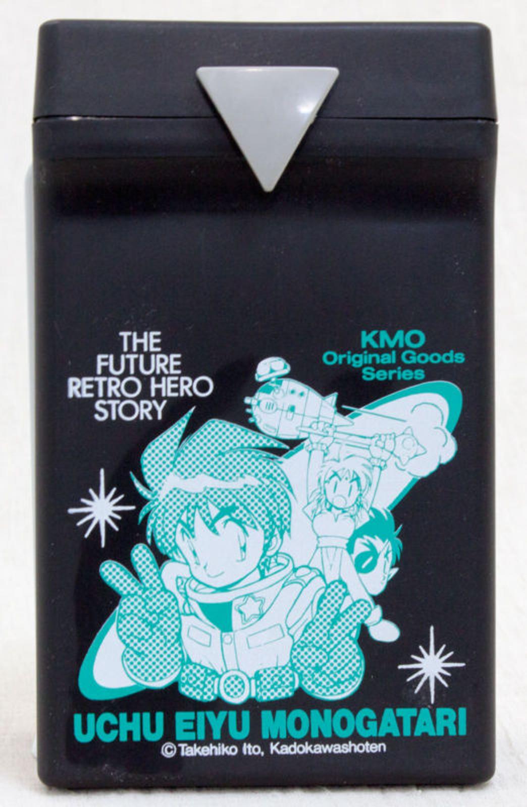Future Retro Hero Story Pen set KMO Original Goods Series JAPAN ANIME MANGA