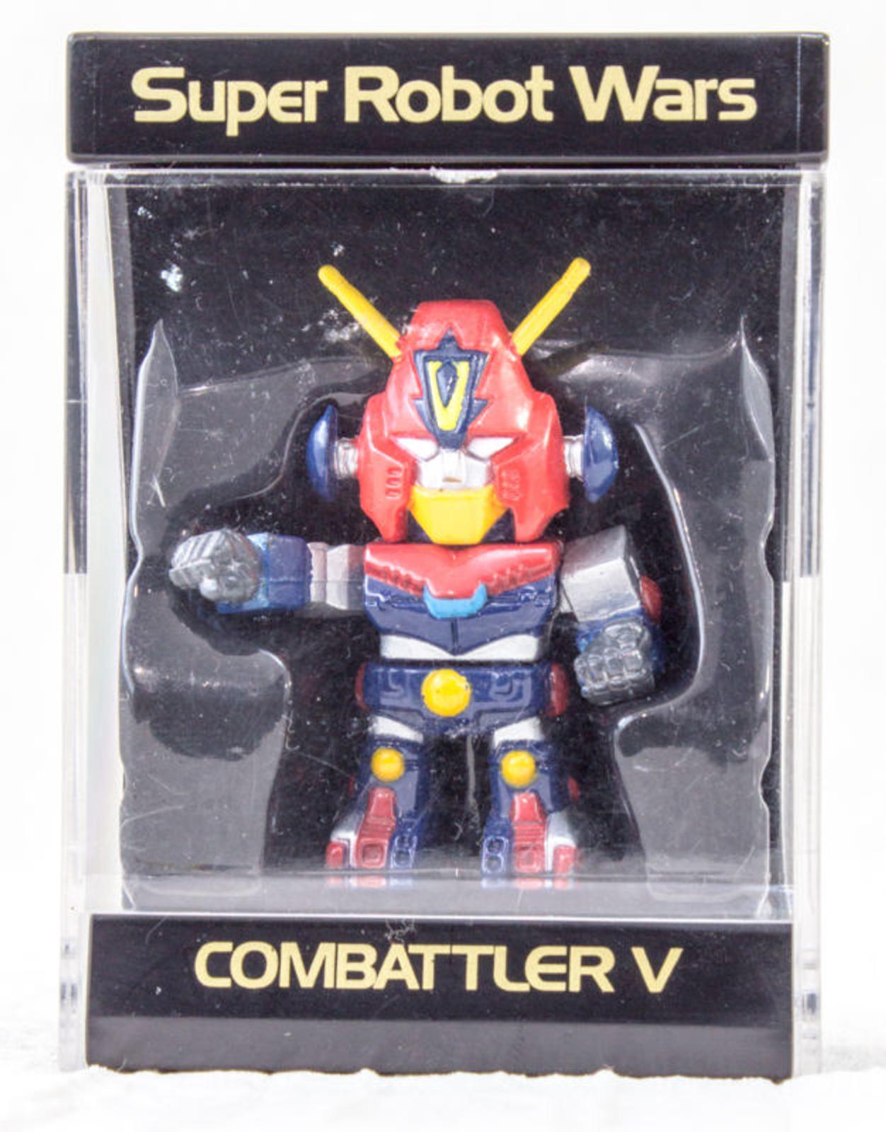 Super Robot Combattler V Figure Chogokin Compact 2 JAPAN ANIME MANGA