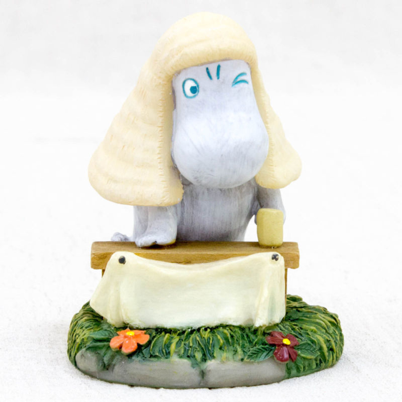 RARE! Moomin Characters Snork Original Comics Ver. Mini Figure Benelic