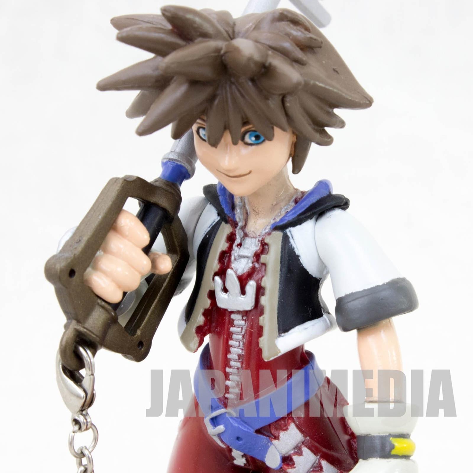 Disney Magical Collection Kingdom Hearts SORA Figure Tomy JAPAN