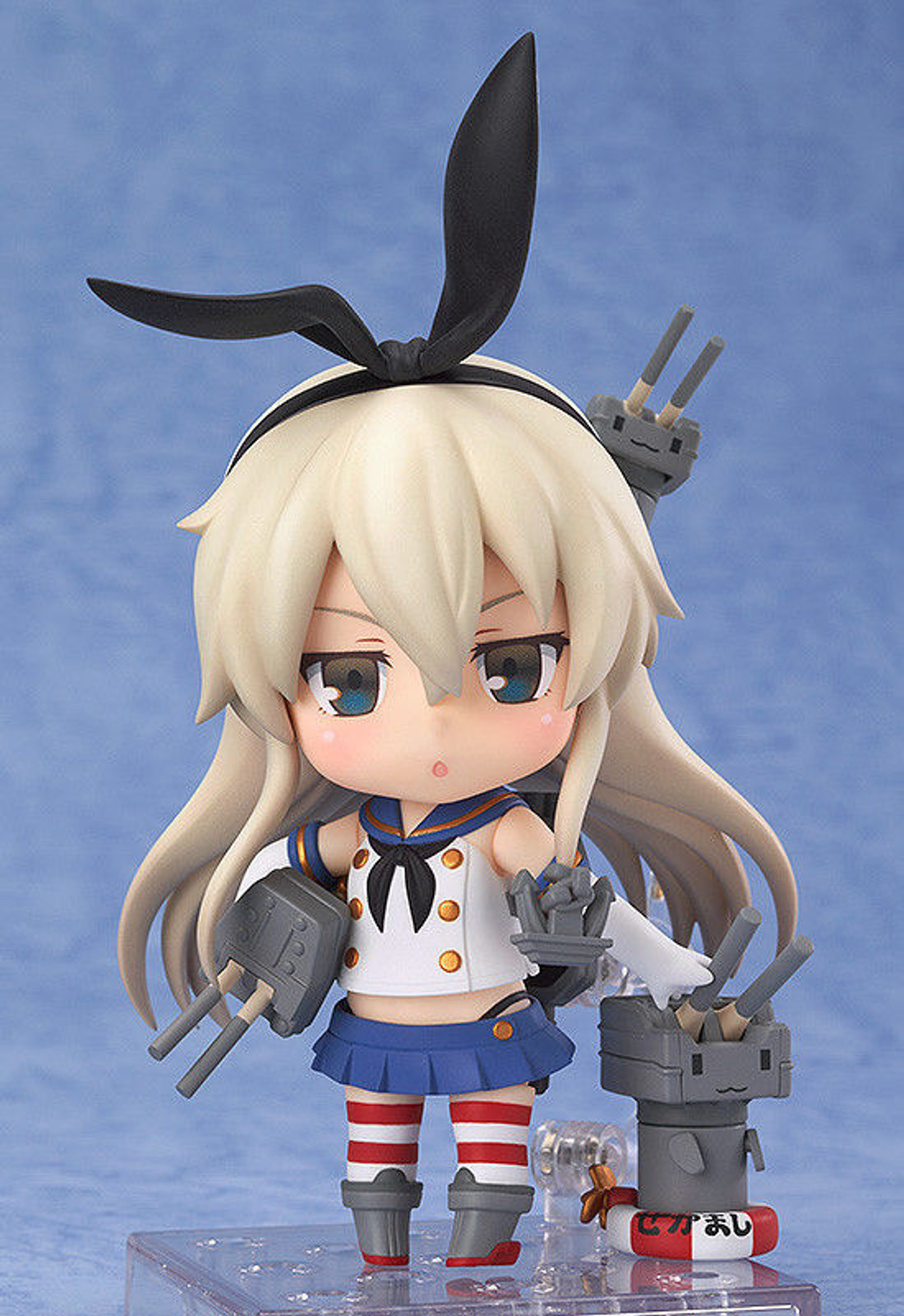 Nendoroid Kantai Collection Kan Colle Shimakaze Action Figure JAPAN ANIME GAME
