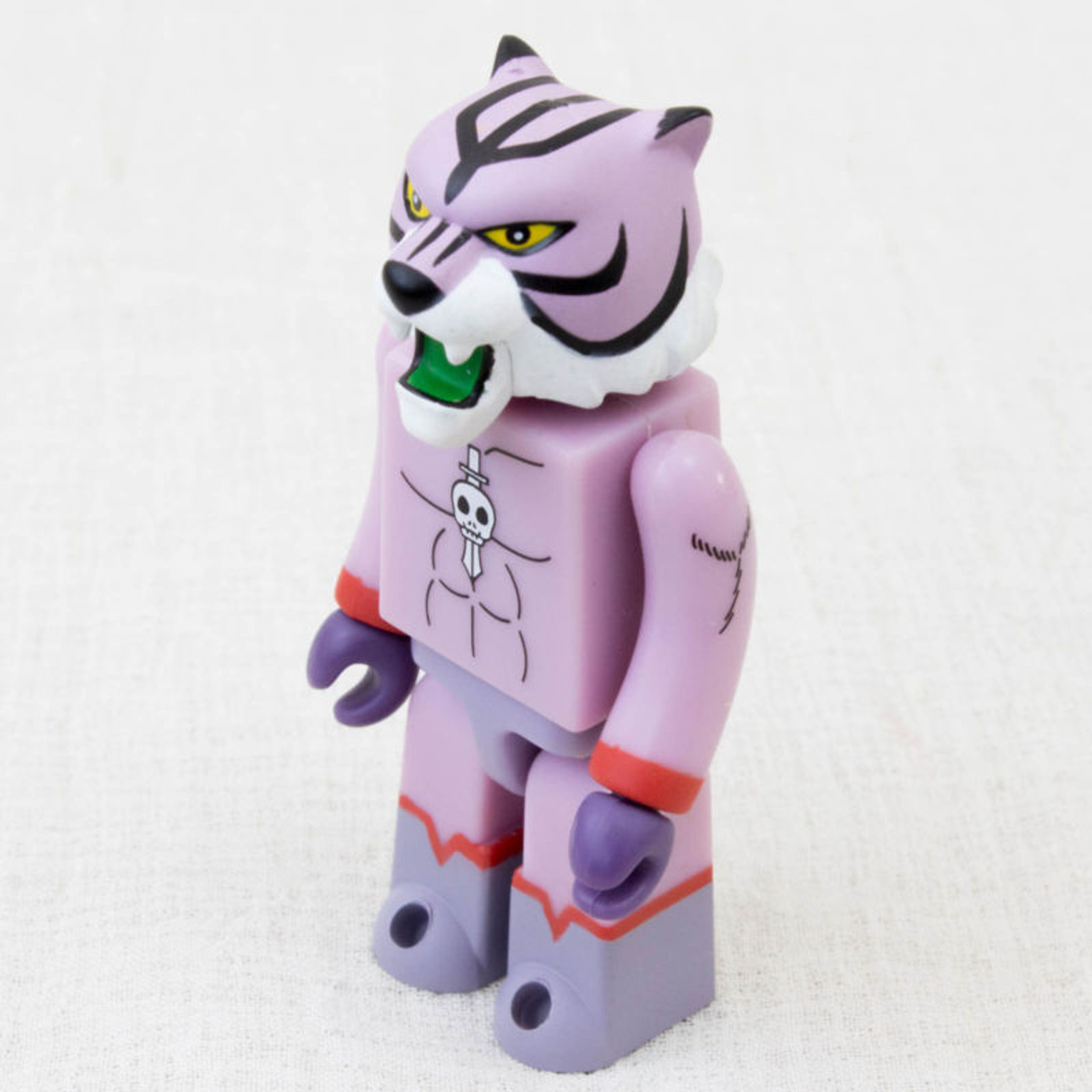 Tiger Mask Series 1 Tiger the Great Kubrick Medicom Toy JAPAN FGIURE ANIME