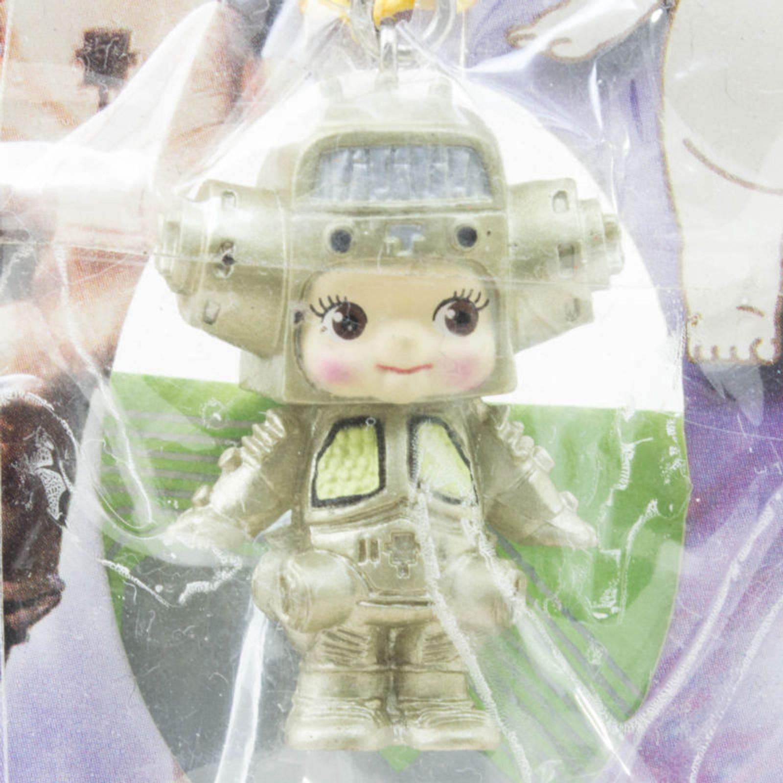 Ultraman King Joe Rose O'neill Kewpie Kewsion Strap JAPAN ANIME MASKED
