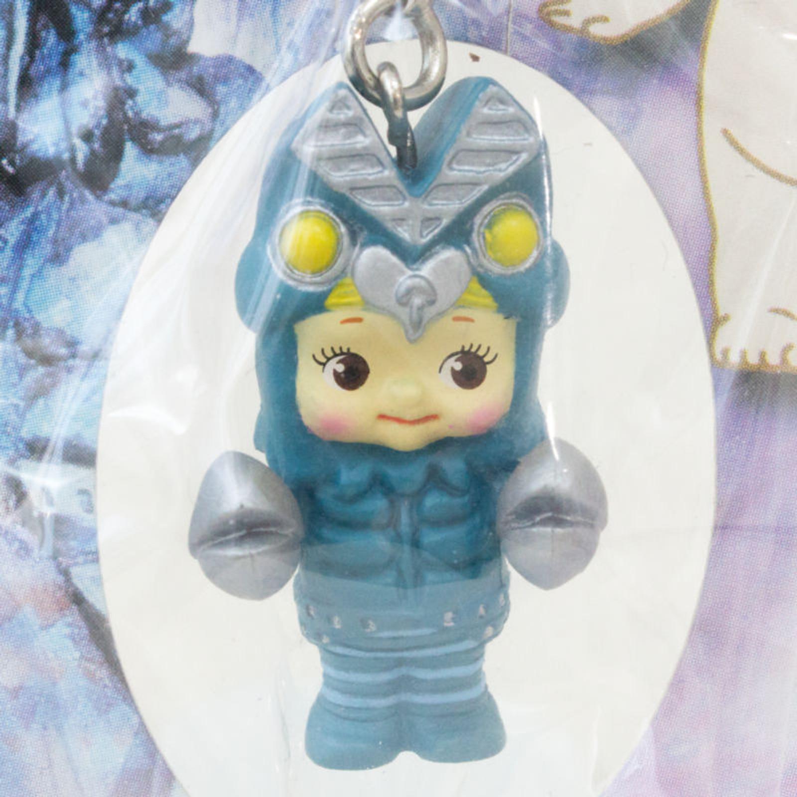Ultraman Alien Baltan Rose O'neill Kewpie Kewsion Strap JAPAN ANIME MANGA