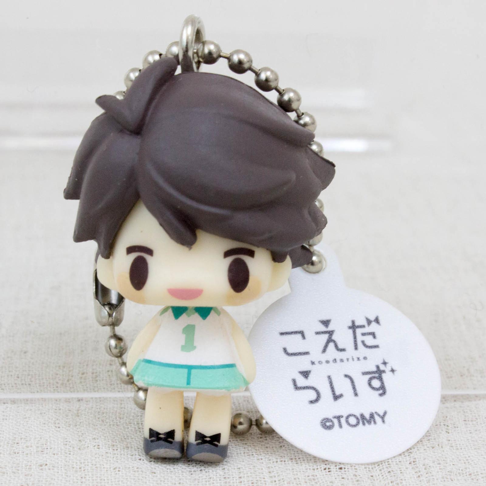 Haikyu!! Koedarize Mascot Figure Strap Toru Oikawa Ver. Takara JAPAN ANIME