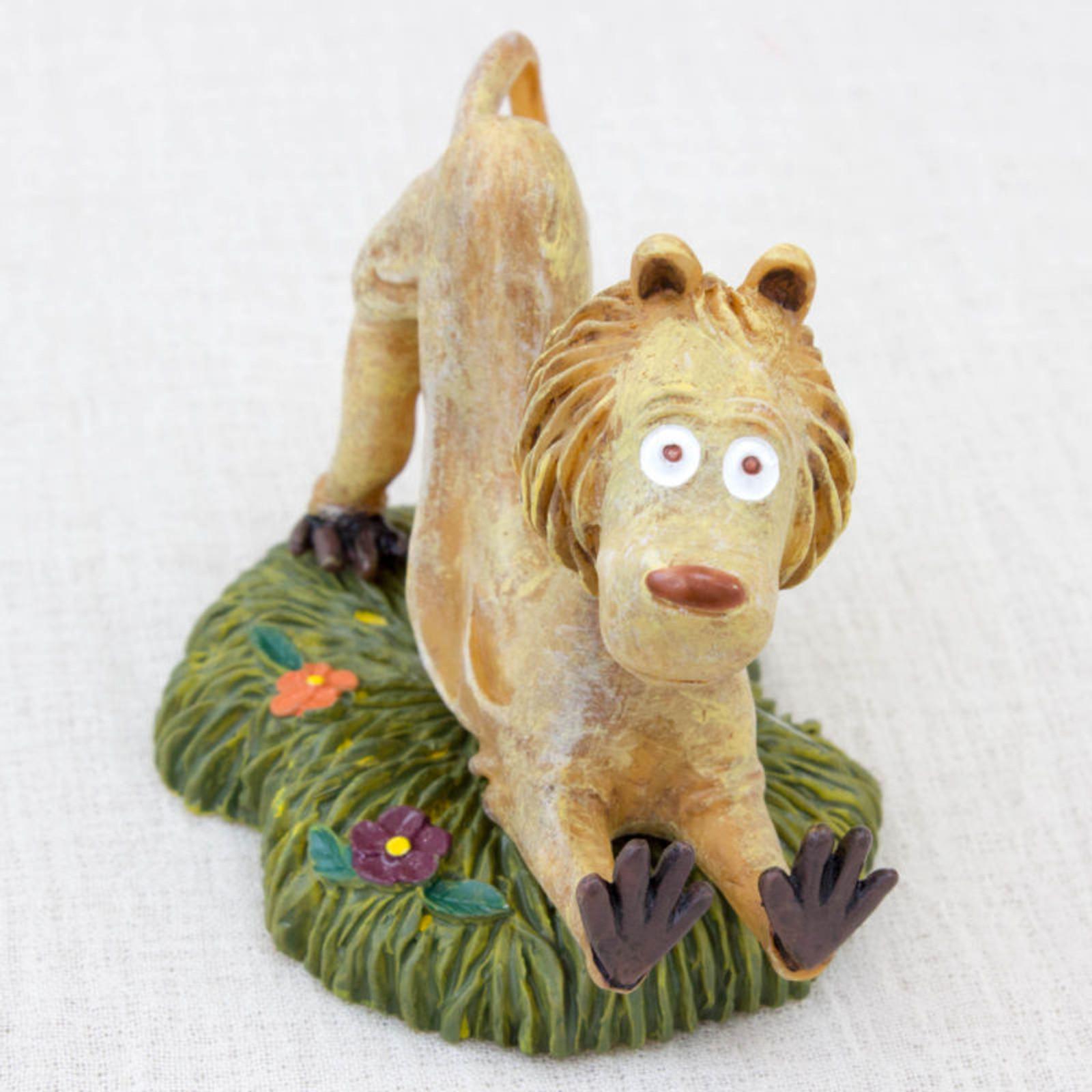 RARE! Moomin Characters Lion Original Comics Ver. Mini Figure Benelic