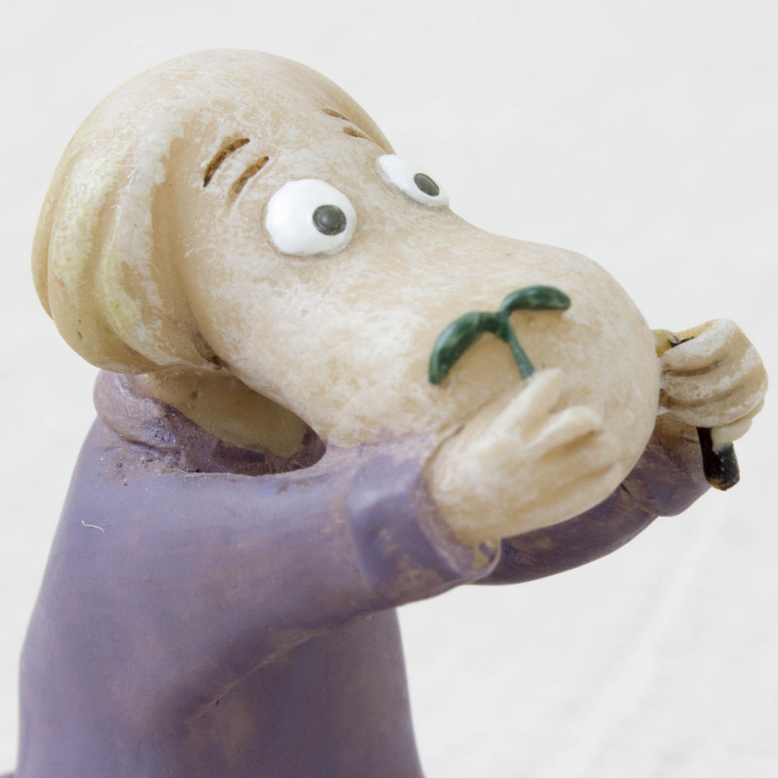 RARE! Moomin Characters Hemulem Original Comics Ver. Mini Figure Benelic