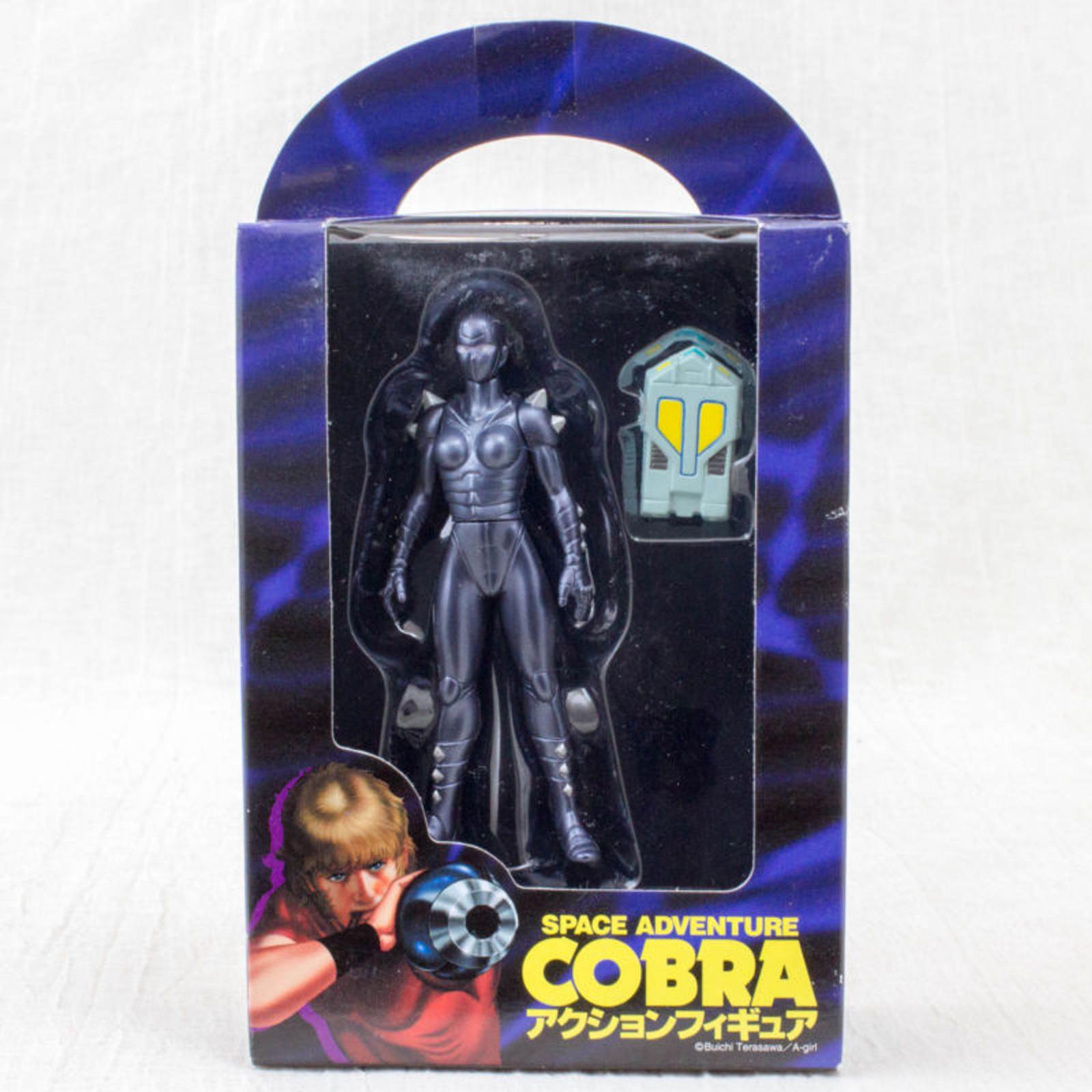 Space Adventure Cobra Lady Action Figure Banpresto JAPAN ANIME MANGA