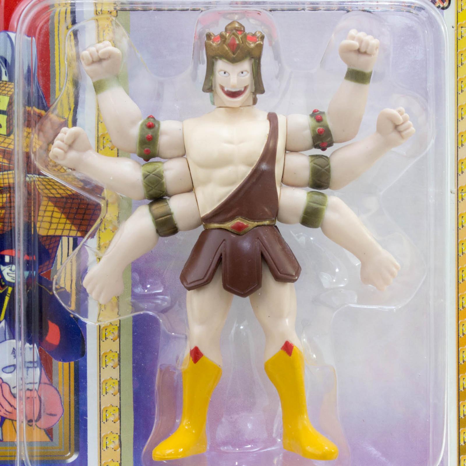 Kinnikuman Ashraman Action Figure Collection Ultimate Muscle JAPAN ANIME