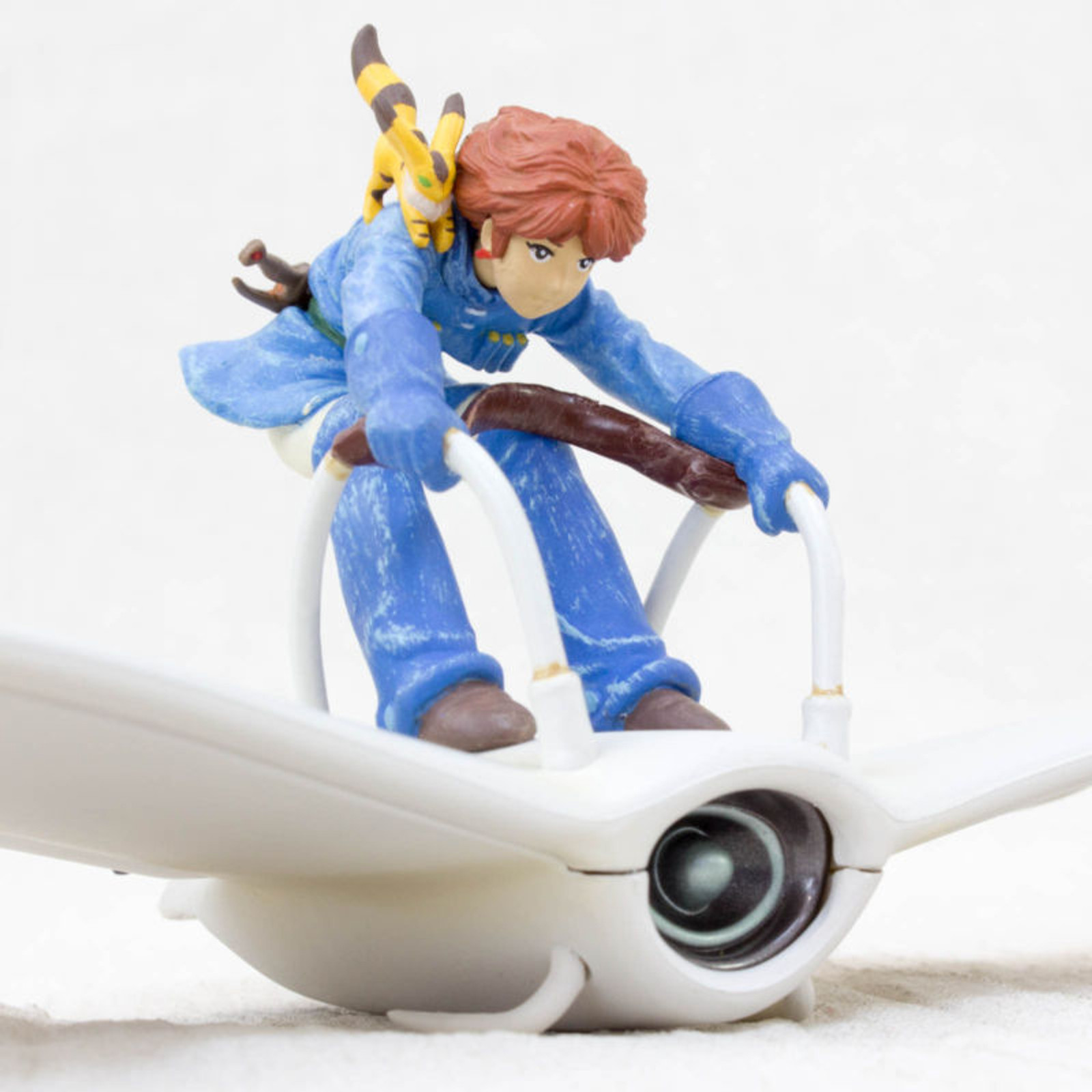Nausicaa of the Valley of the Wind MOWE Figure Image Model Cominica Ghibli