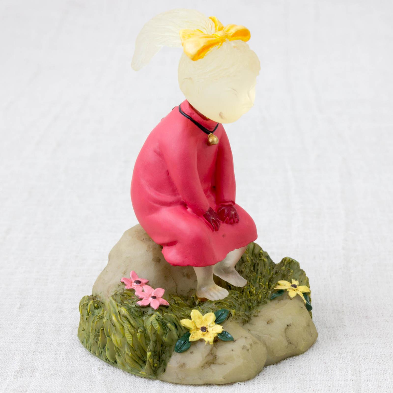 RARE! Moomin Characters Ninny Original Comics Ver. Mini Figure Benelic