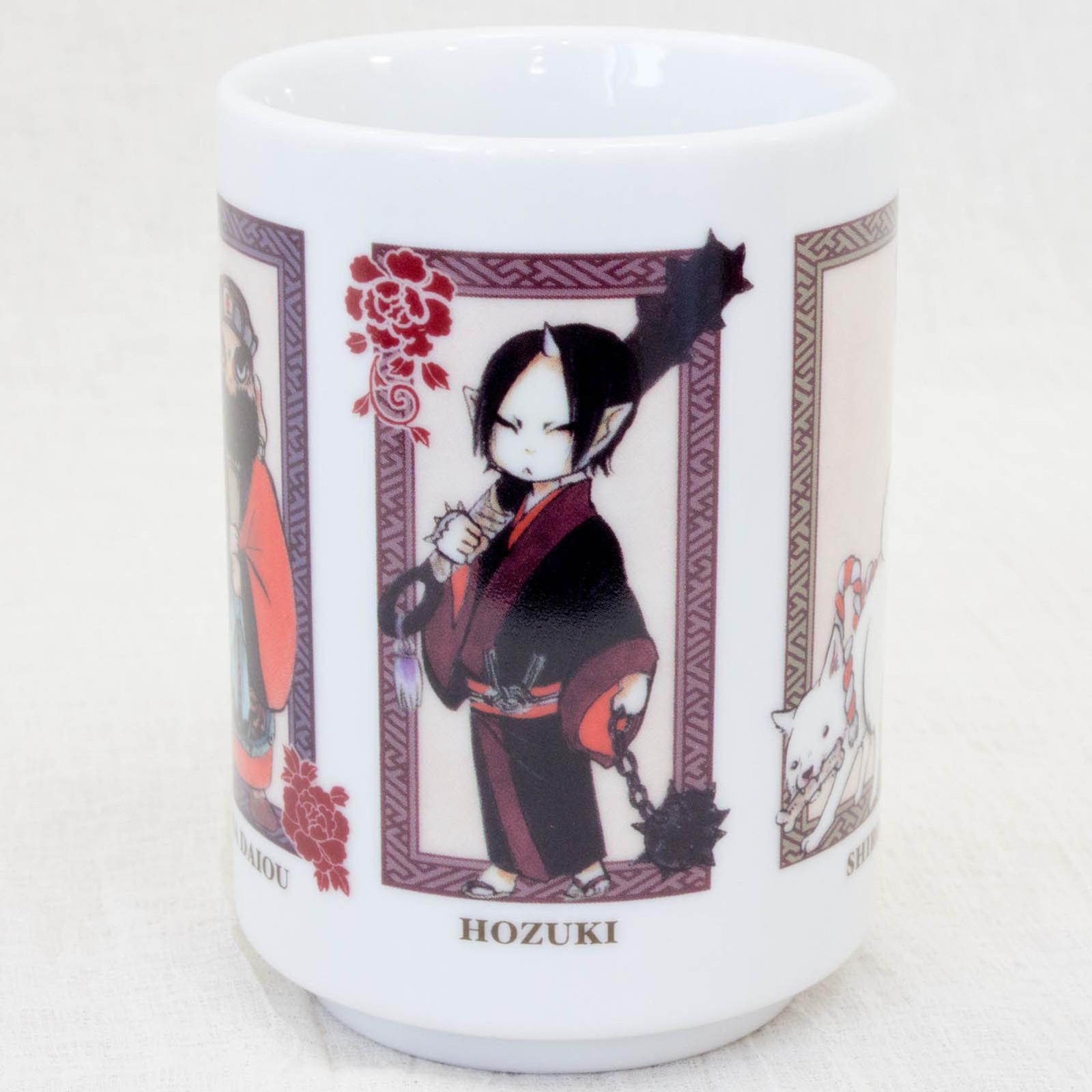 Hoozuki no Reitetsu Japanese Tea Cup Yunomi Movic JAPAN ANIME MANGA