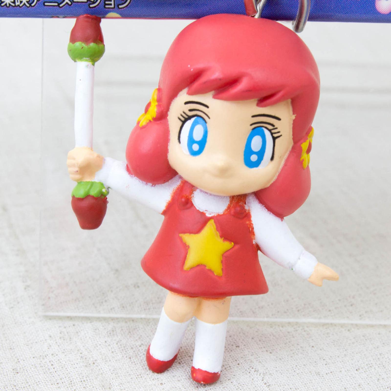 Chappy the Witch Mascot Figure Key Chain JAPAN ANIME MANGA Majokko Maho Tsukai