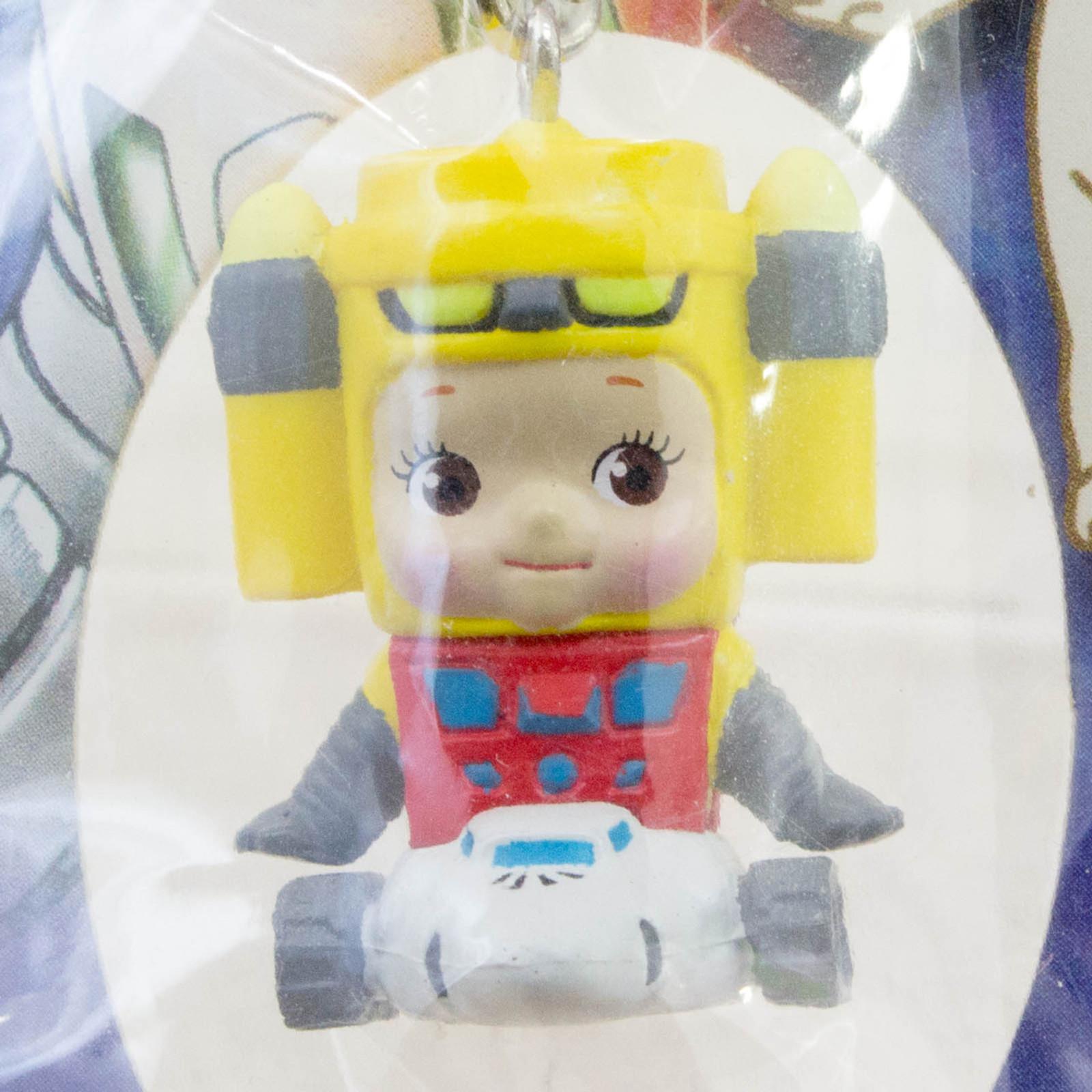 Getter Robo #3 Rose O'neill Kewpie Kewsion Strap JAPAN ANIME MANGA