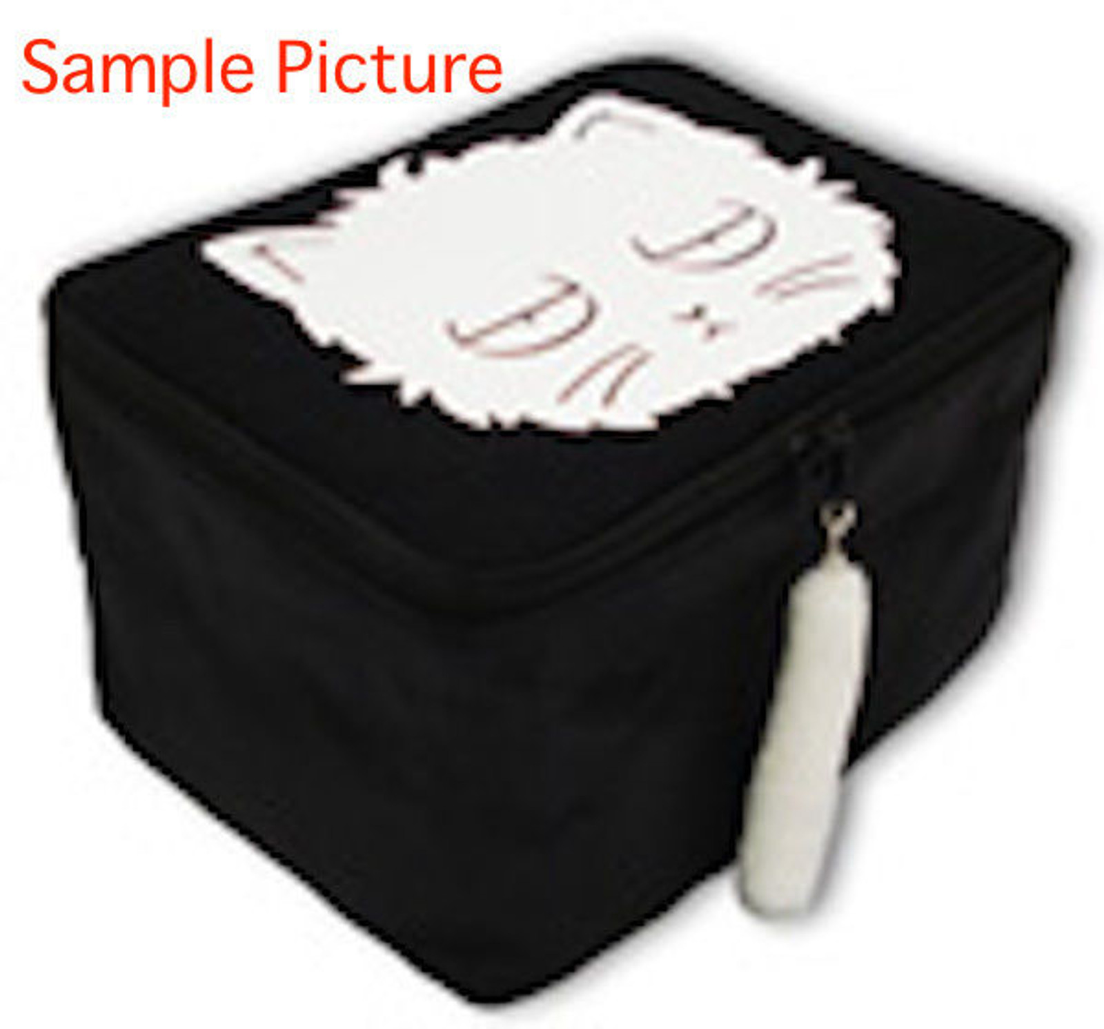 Gintama Ginneko Pouch with Tail JAPAN ANIME MANGA SHONEN JUMP
