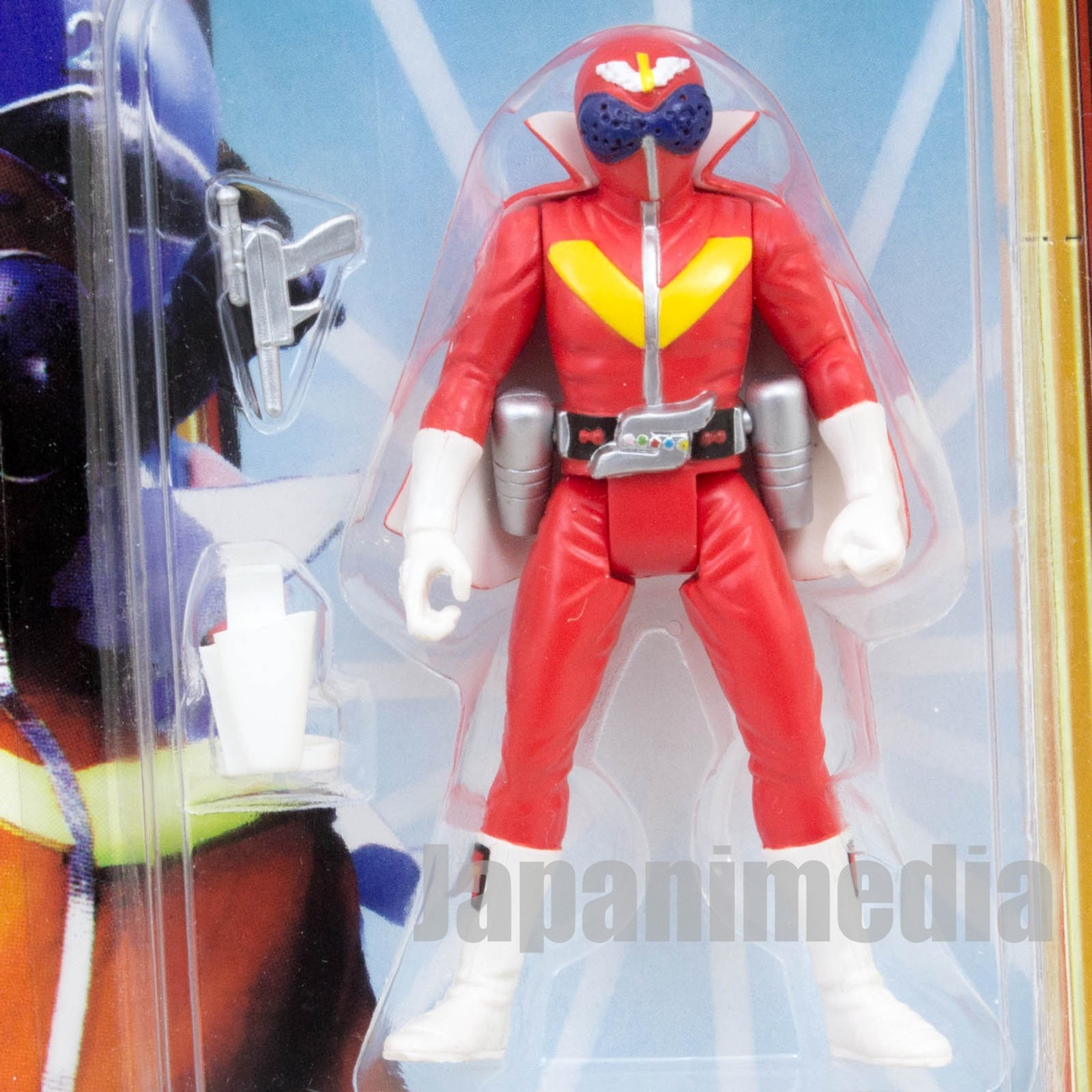 Goranger Red Akaranger Action Figure Collection JAPAN ANIME MANGA TOKUSATSU