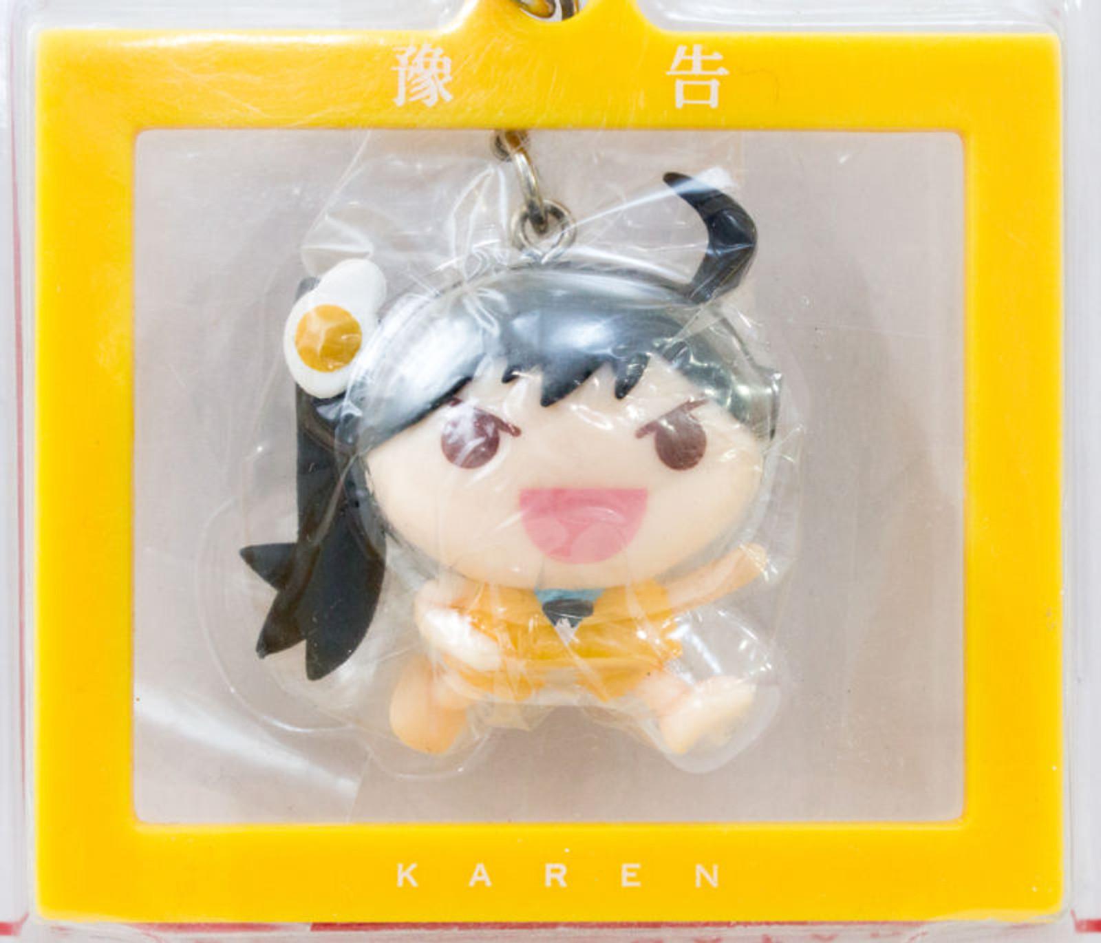 Bakemonogatari Karen Araragi Mascot Figure Strap Banpresto JAPAN ANIME MANGA