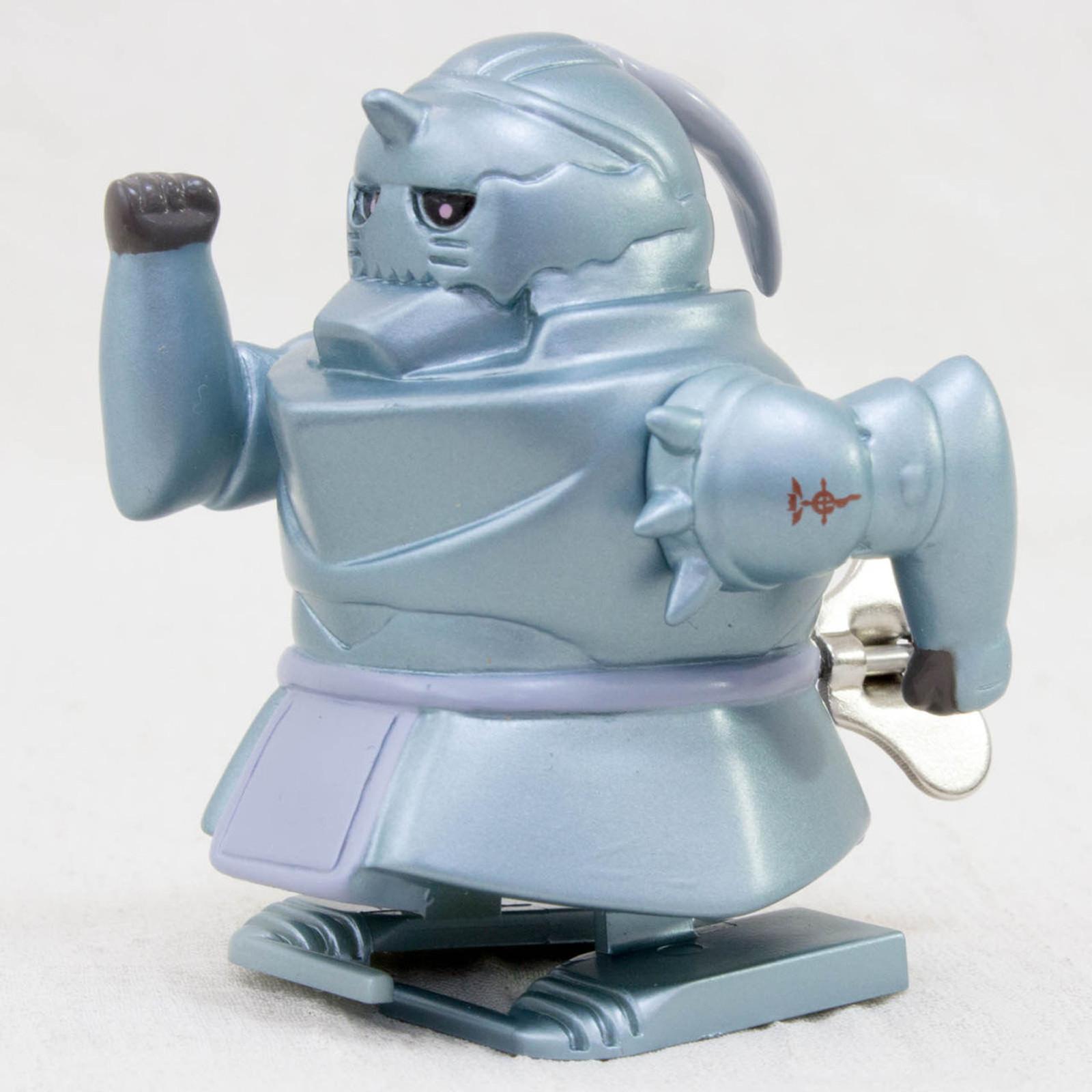 RARE! FullMetal Alchemist Alphonse Elric Wind-Up Figure JAPAN ANIME MANGA