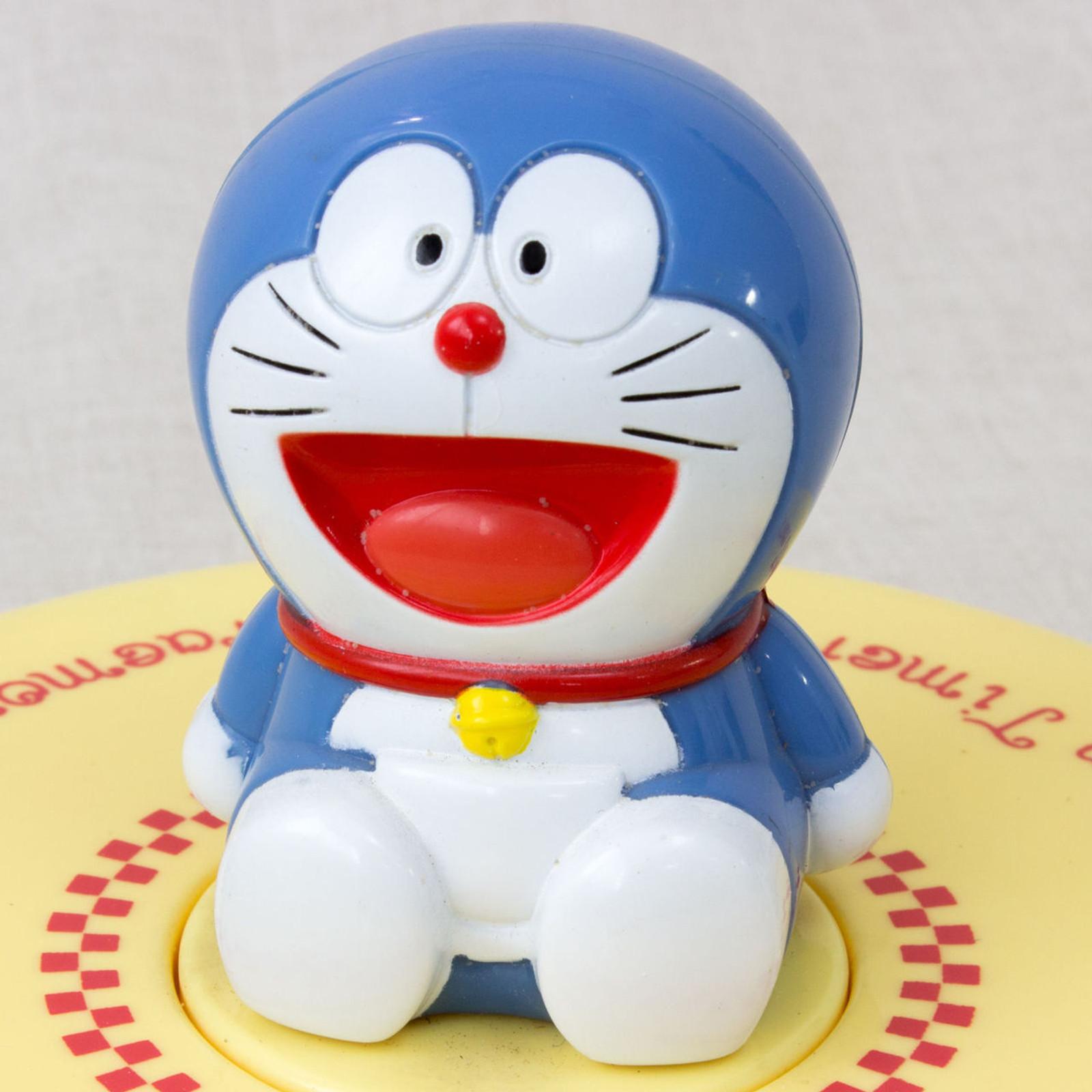 Doraemon 3 minute Sound Alarm Timer Figure for Cup Noodles JAPAN ANIME MANGA
