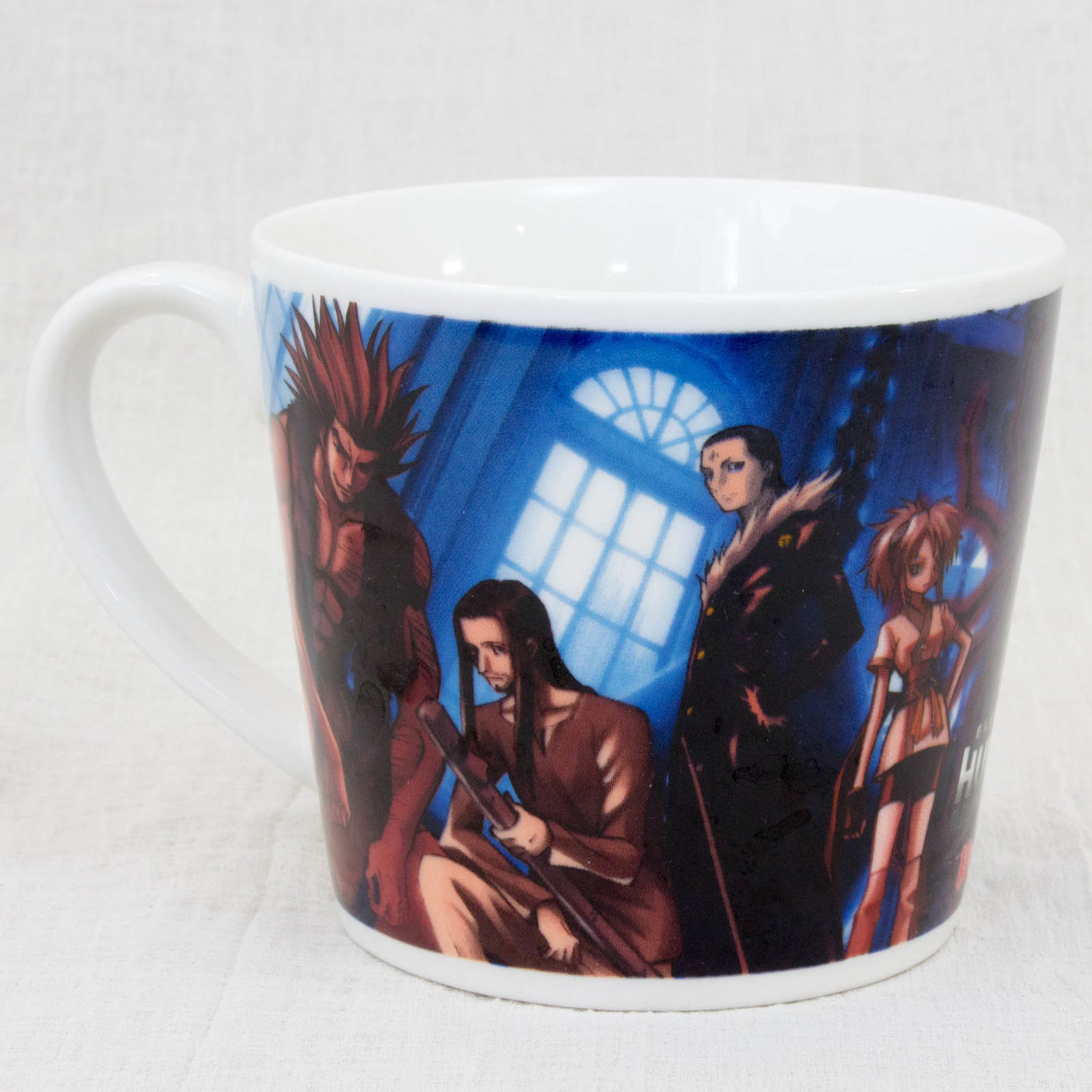 HUNTER x HUNTER Movie Hiiro no Genei Mug Hisoka Kuroro JAPAN ANIME MANGA