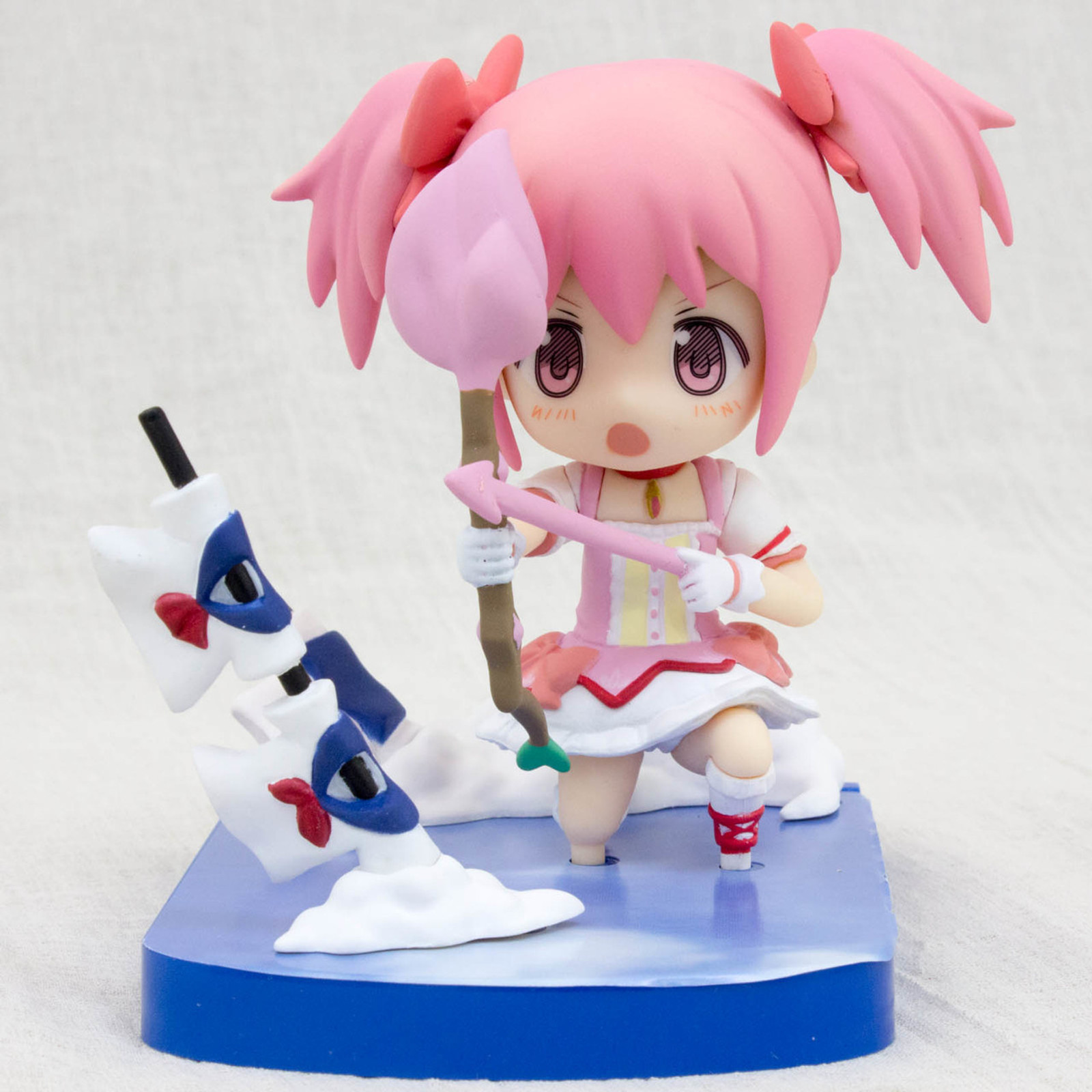 Puella Magi Madoka Magica Kaname Madoka Battle Suit Figure SEGA JAPAN ANIME