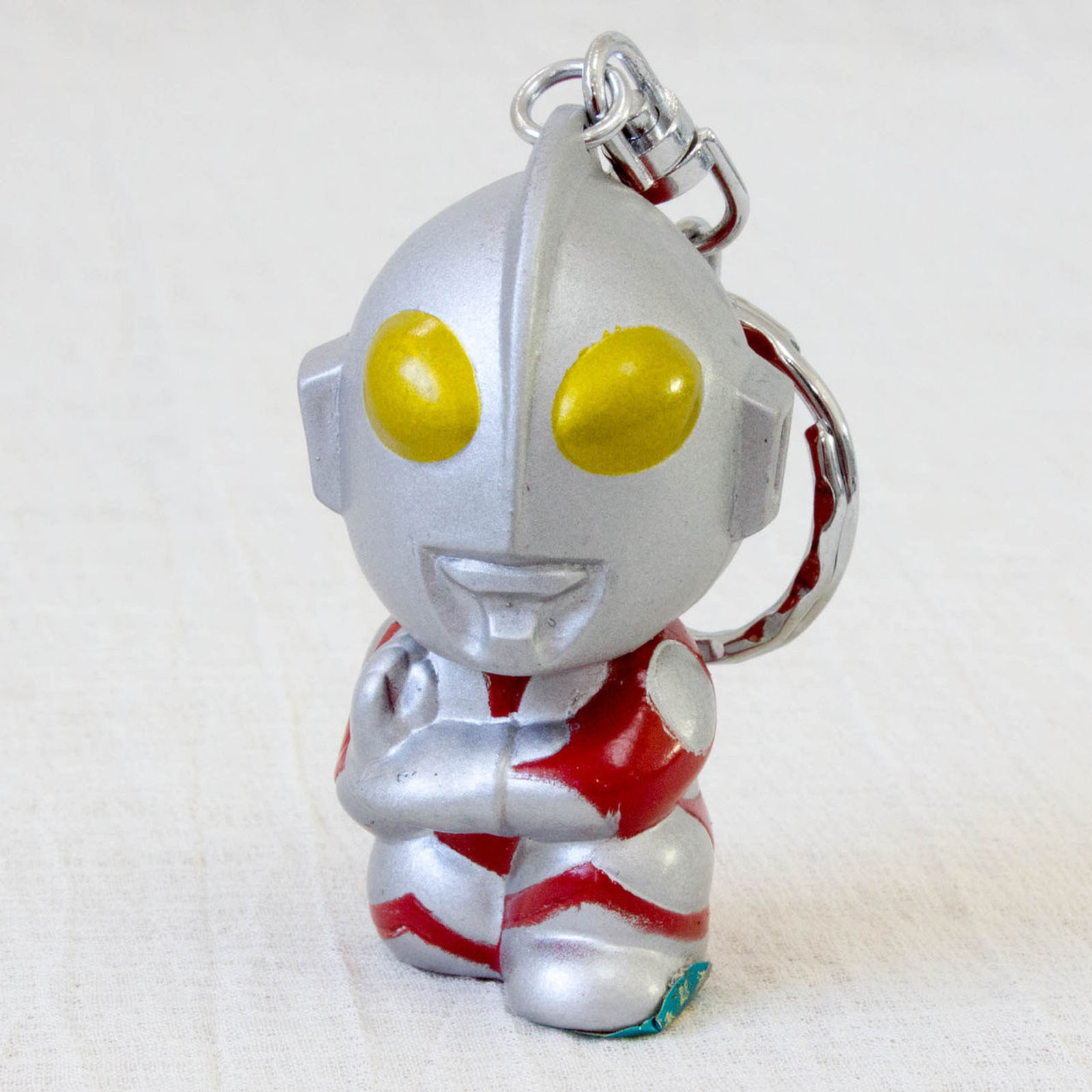 "Ultraman 2.5"" Figure Key Chain JAPAN TOKUSATSU ANIME"
