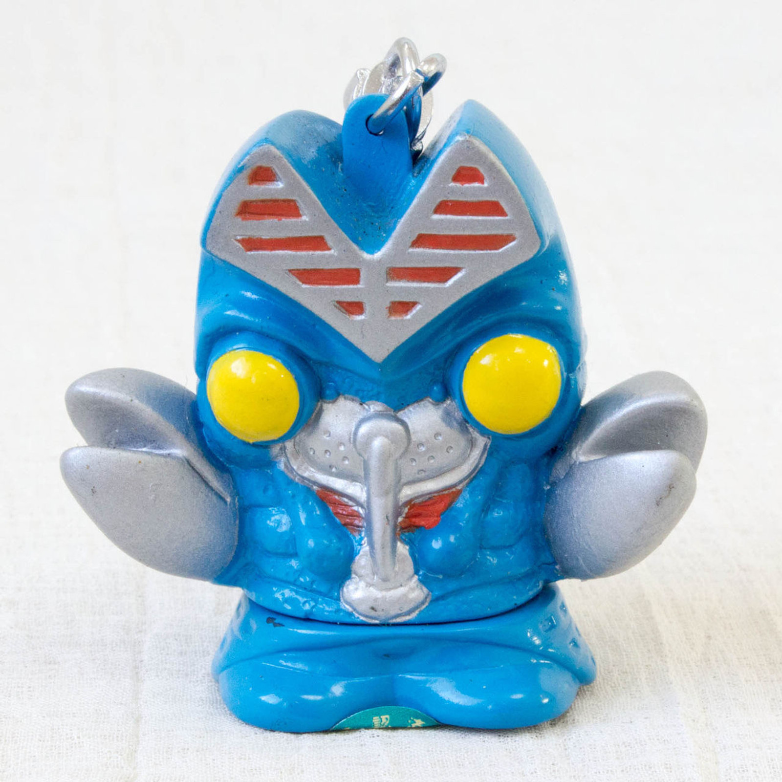 "Ultraman Alien Baltan 2.5"" Figure Key Chain JAPAN TOKUSATSU ANIME"