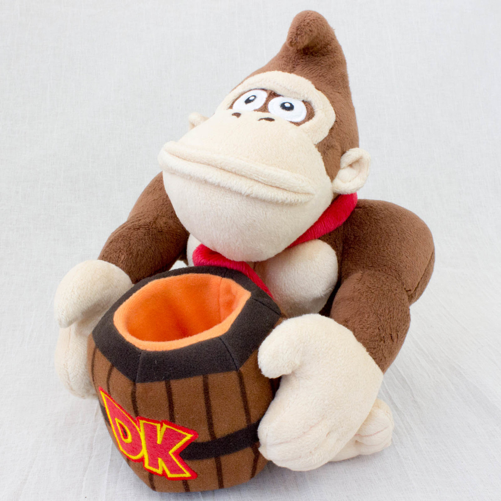 Donkey Kong Plush Doll Pen Stand JAPAN GAME Nintendo Famicom NES