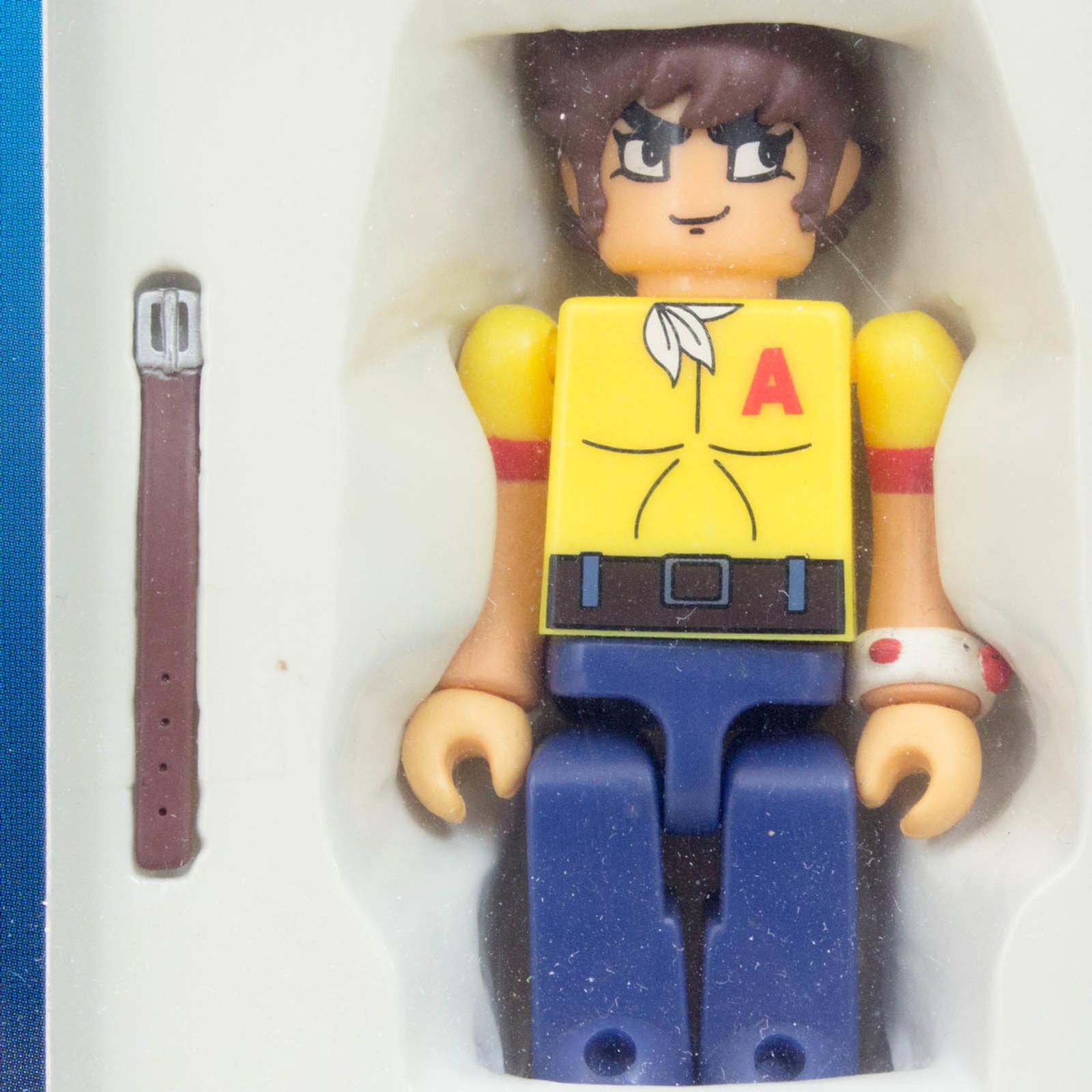 Devilman Akira Fudo Figure Medicom Toy Kubrick  Taito JAPAN ANIME MANGA