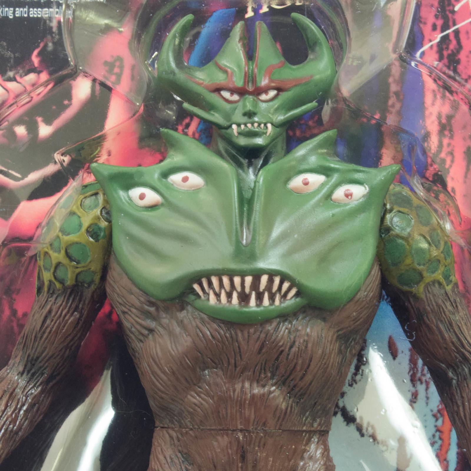 Devilman ZAN 1st Edition Dynamic Action Figure Marmit JAPAN ANIME MANGA