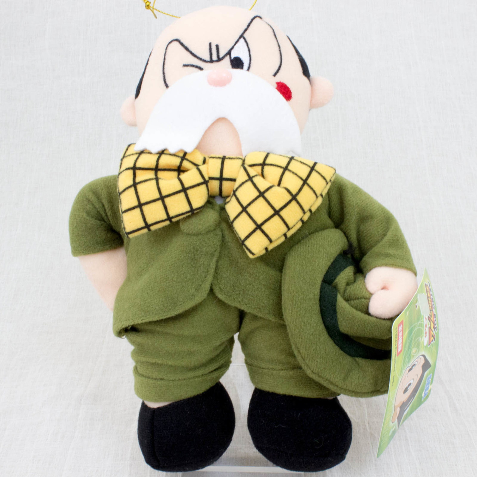 Astro Boy Higeoyaji Mascot Plush Doll Osamu Tezuka JAPAN ANIME MANGA