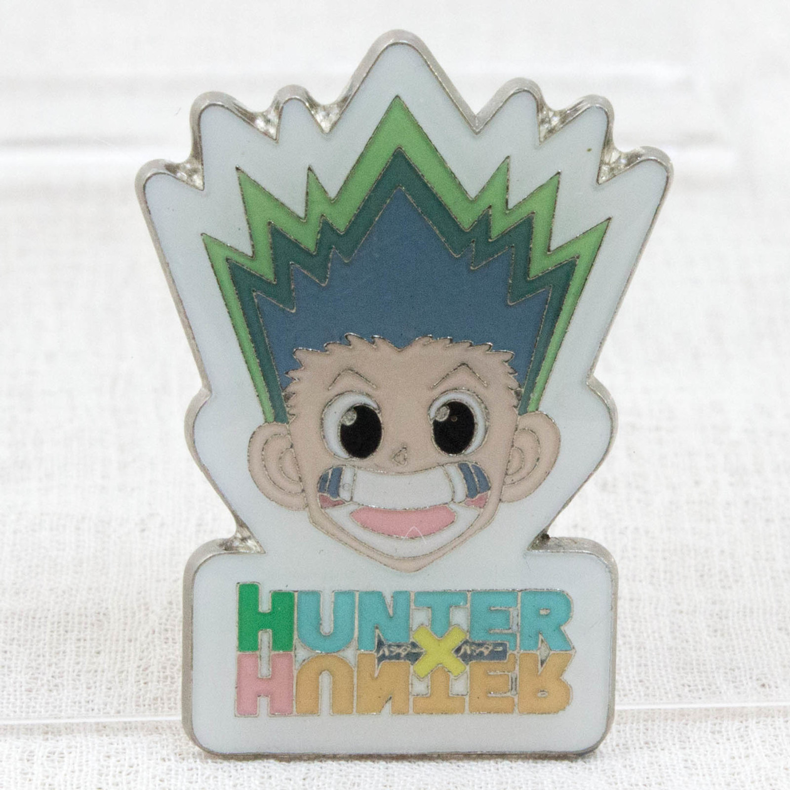 RARE! HUNTER x HUNTER Gon Freecss Pins JAPAN ANIME MANGA SHONEN JUMP