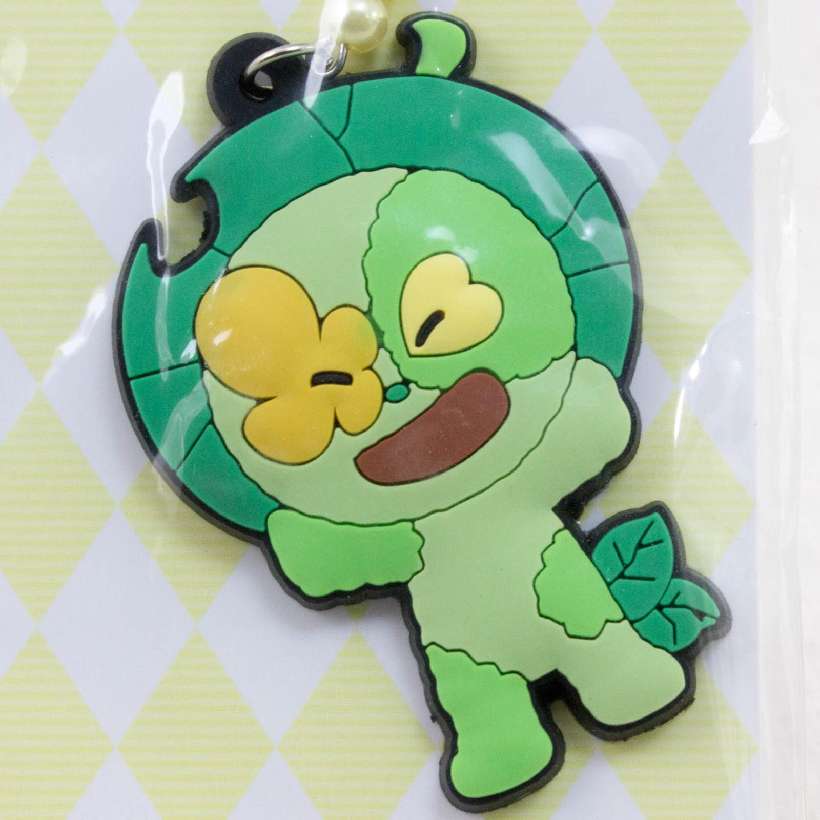 Blue Exorcist Ni chan Greenman Rubber Mascot Key Chian JAPAN ANIME MANGA