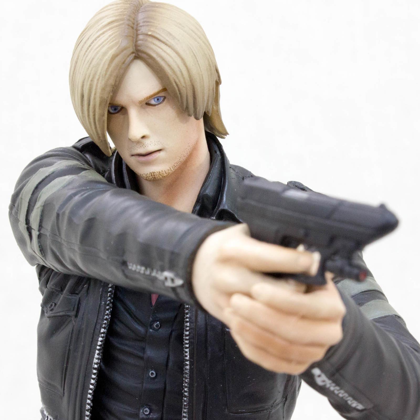 Biohazard Leon S. Kennedy Capcom Figure Builder JAPAN GAME RESIDENT EVIL