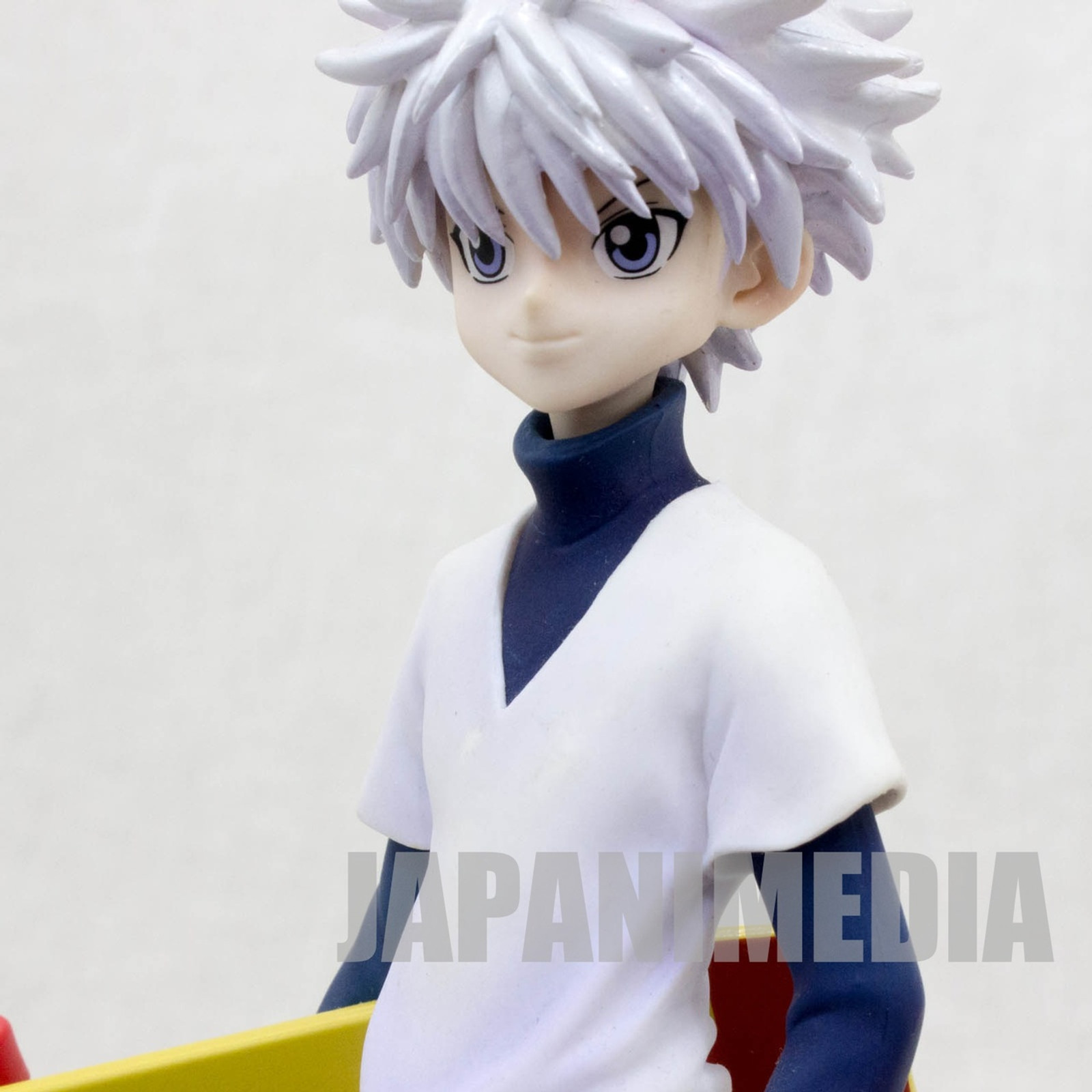 HUNTER x HUNTER Killua Figure Ichiban Kuji Banpresto JAPAN ANIME MANGA JUMP