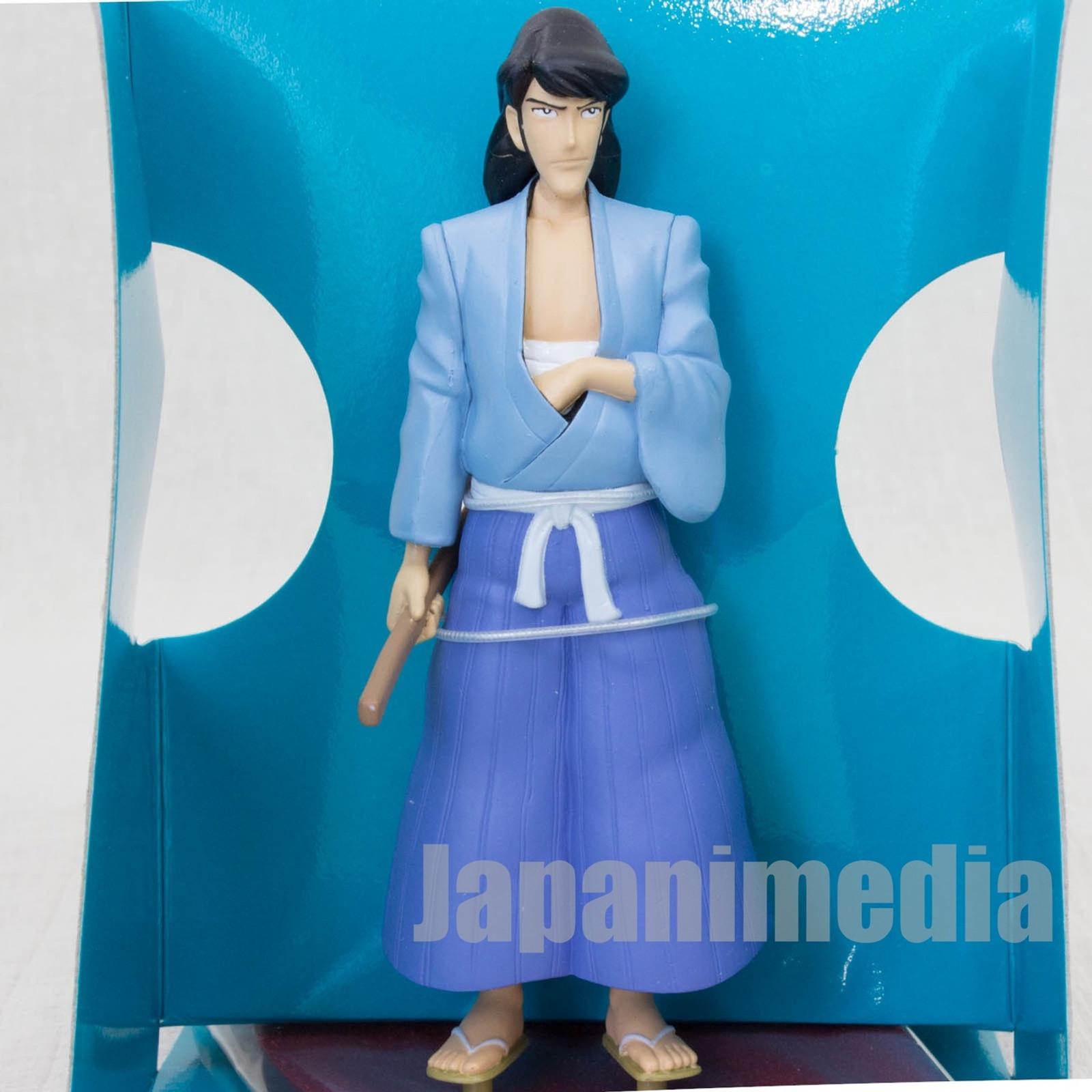 Lupin the Third (3rd) Family Figure Goemon Banpresto JAPAN ANIME MANGA