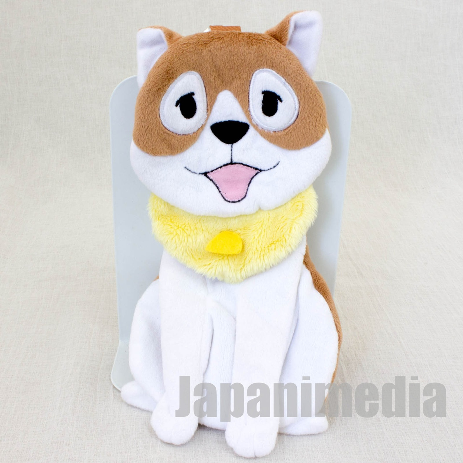 A Dog of Flanders Patrasche Plush type Pouch Mini Bag Sekiguchi JAPAN ANIME