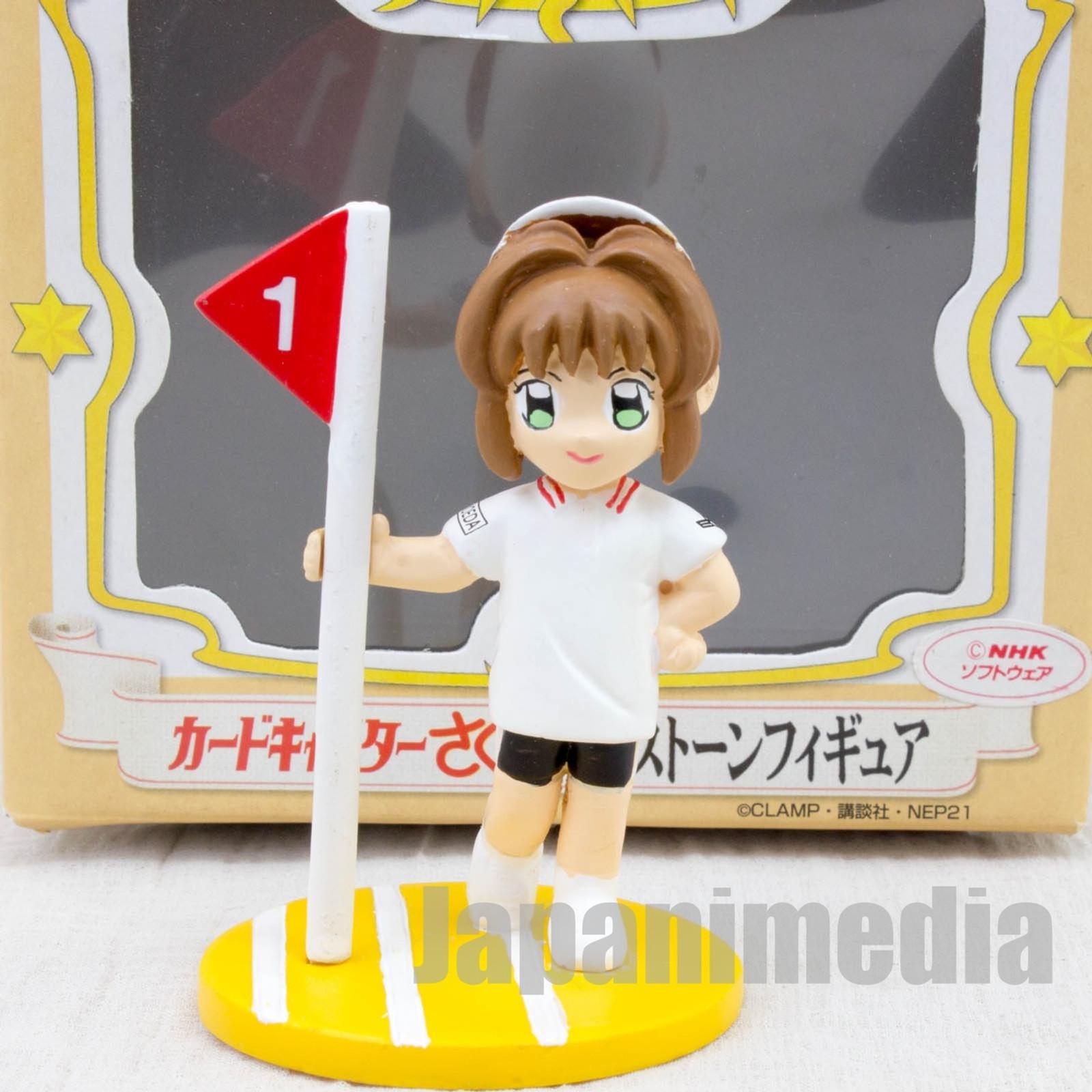 Cardcaptor Sakura Polystone Figure Gym suit Ver. JAPAN ANIME MANGA CLAMP