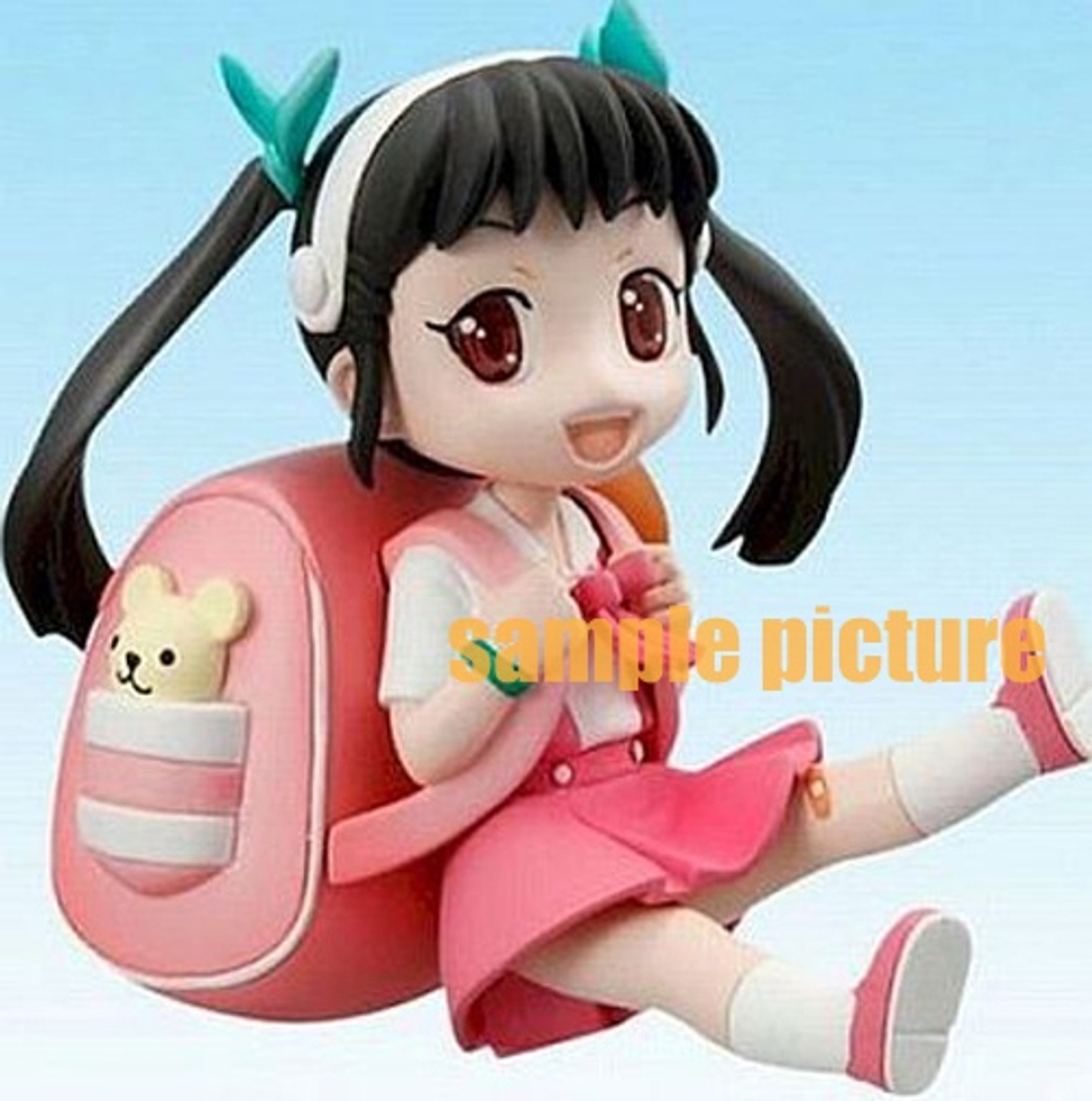 Bakemonogatari Mayoi Hachikuji R-Style Mini Figure (Rare color ver.) BANDAI JAPAN ANIME