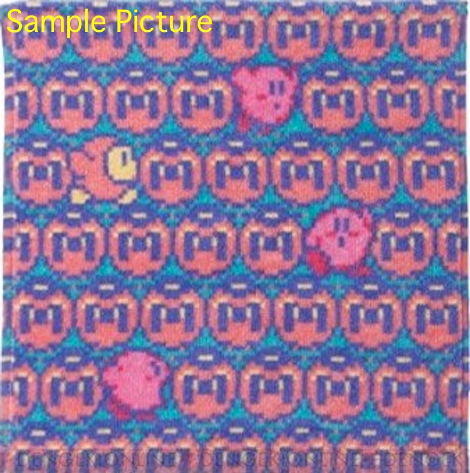 Kirby Super Star Mini Towel Maximum Tomato Waddle Dee Ver. Banpresto JAPAN GAME