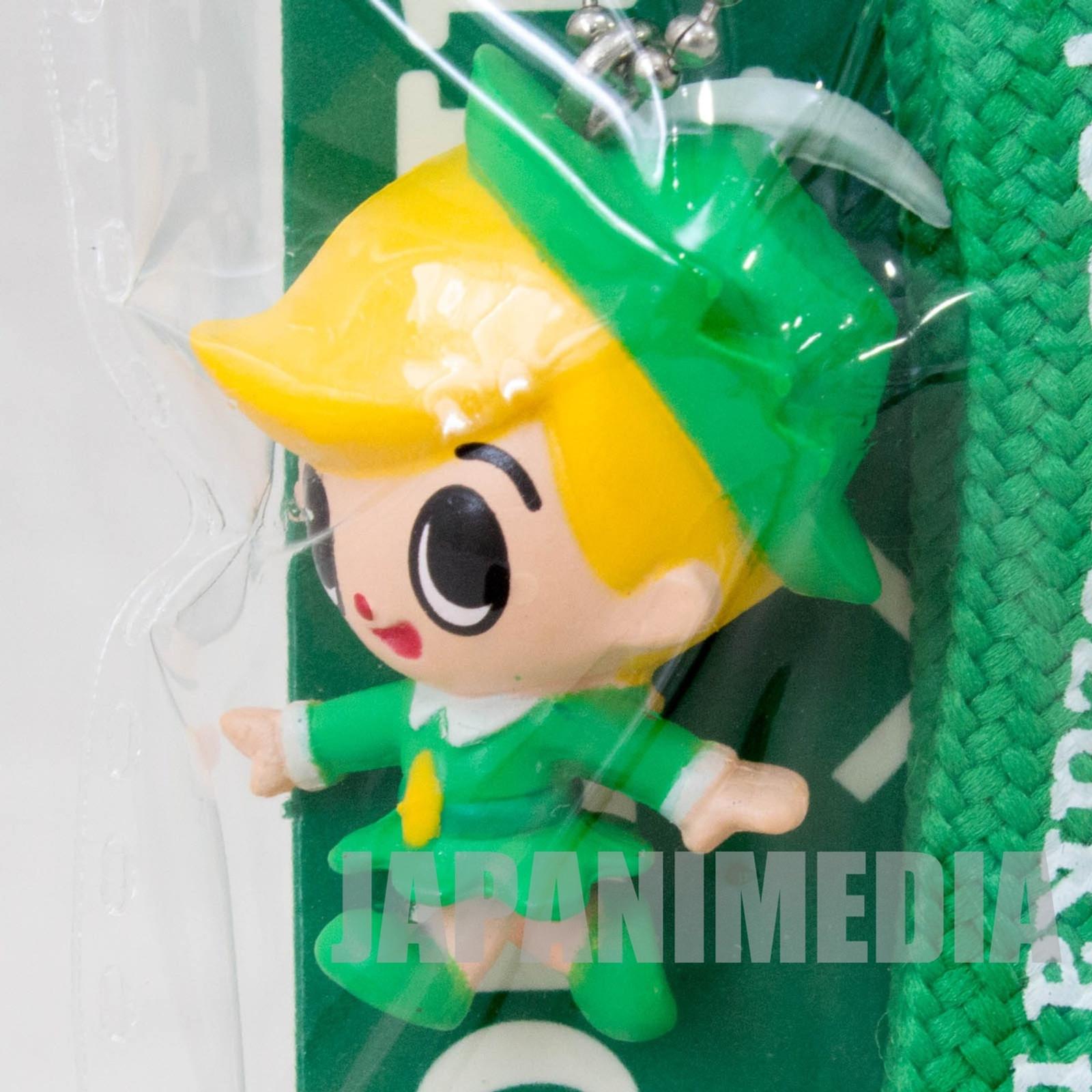 Princess Knight Tink Mascot Figure Strap XYLITOL 10th Anniversary Tezuka Osamu JAPAN ANIME
