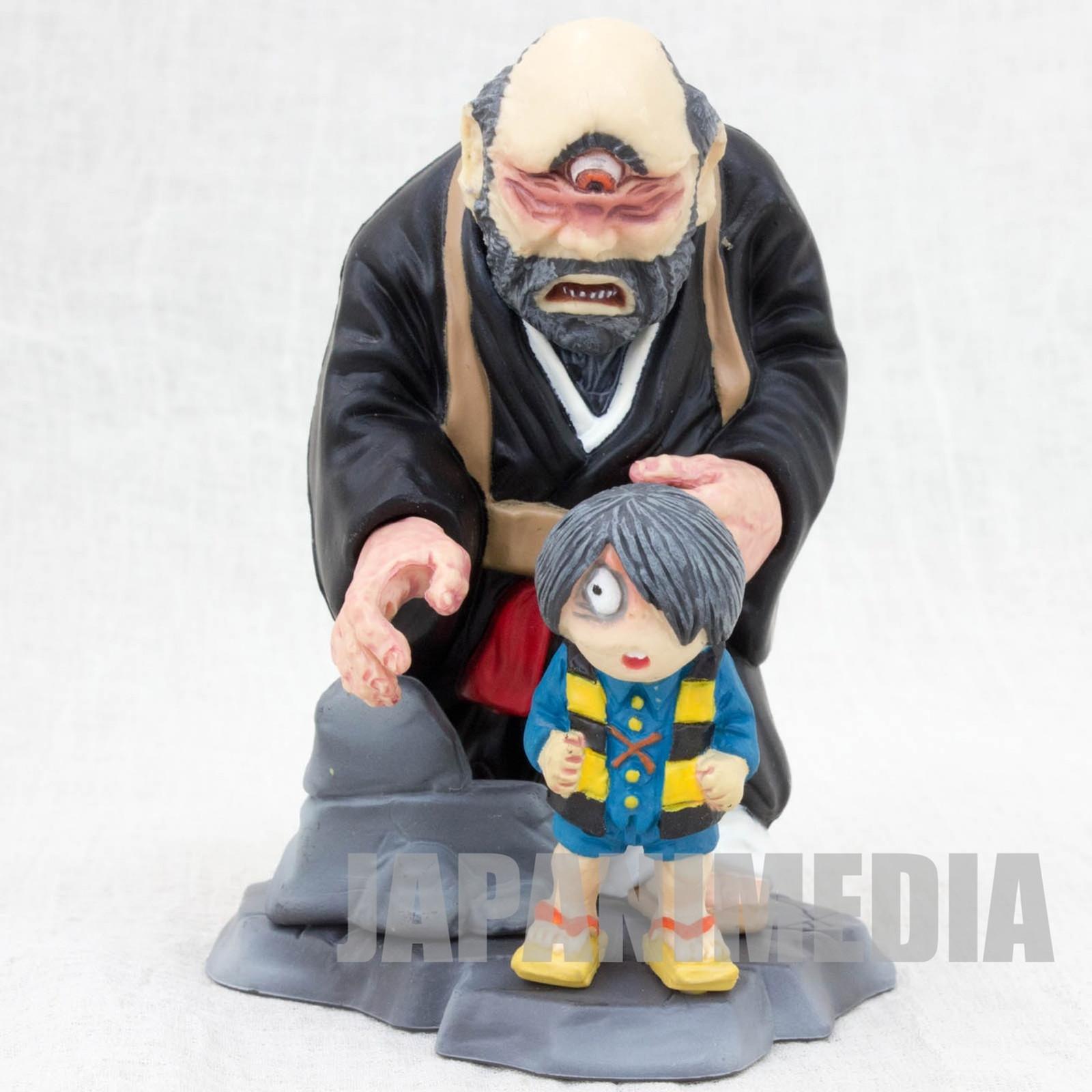 Gegege no Kitaro Diorama Mini Figure Miage Nyudo Ver. Kabaya JAPAN ANIME YOKAI