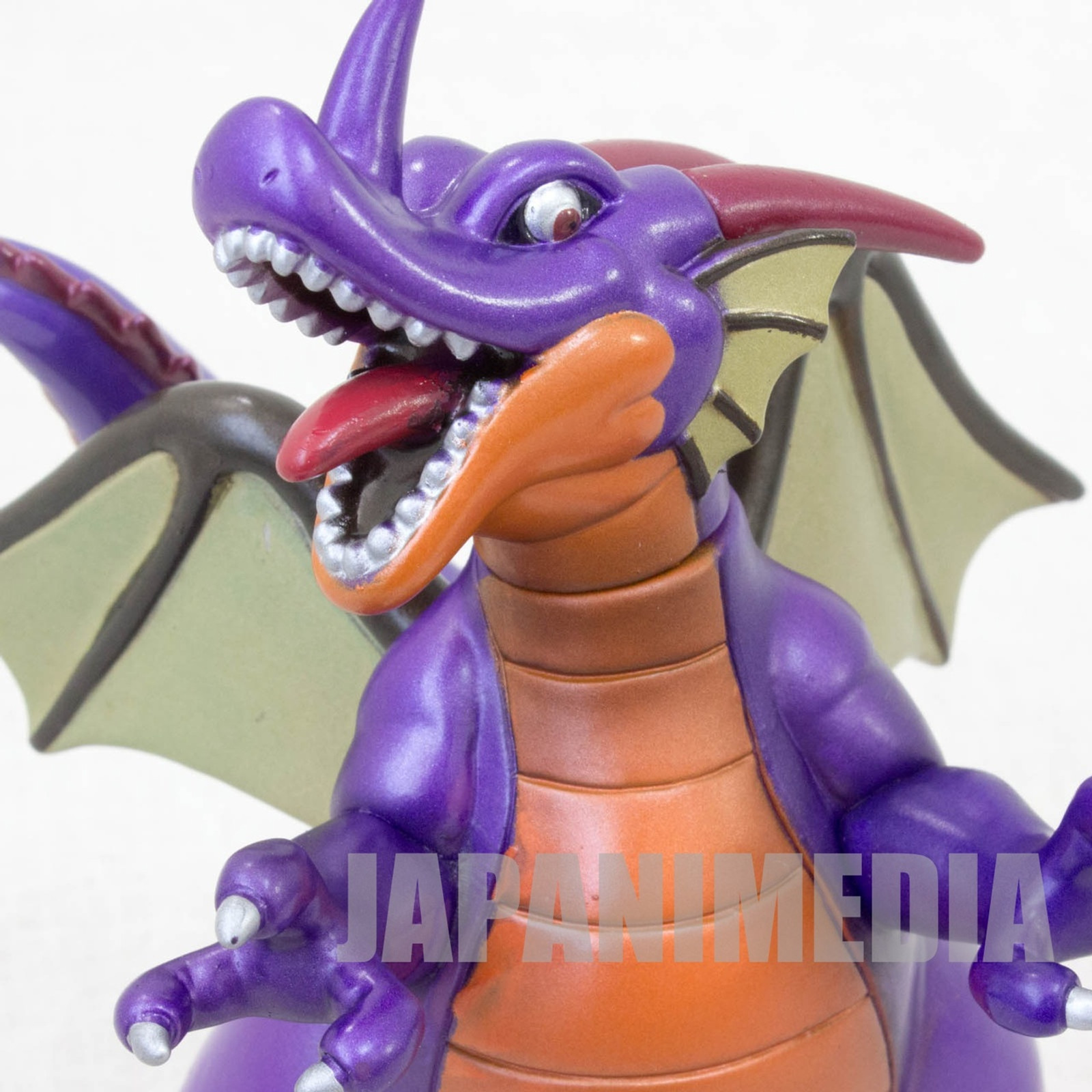 Dragon Quest Sofubi Monster Dragonlord Metalic Ver. Figure Square Enix WARRIOR