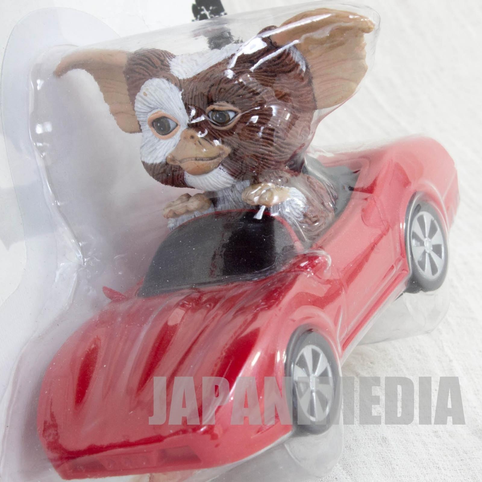 Gremlins Gizmo on Pull Back Action Car Figure NECA Reel Toys