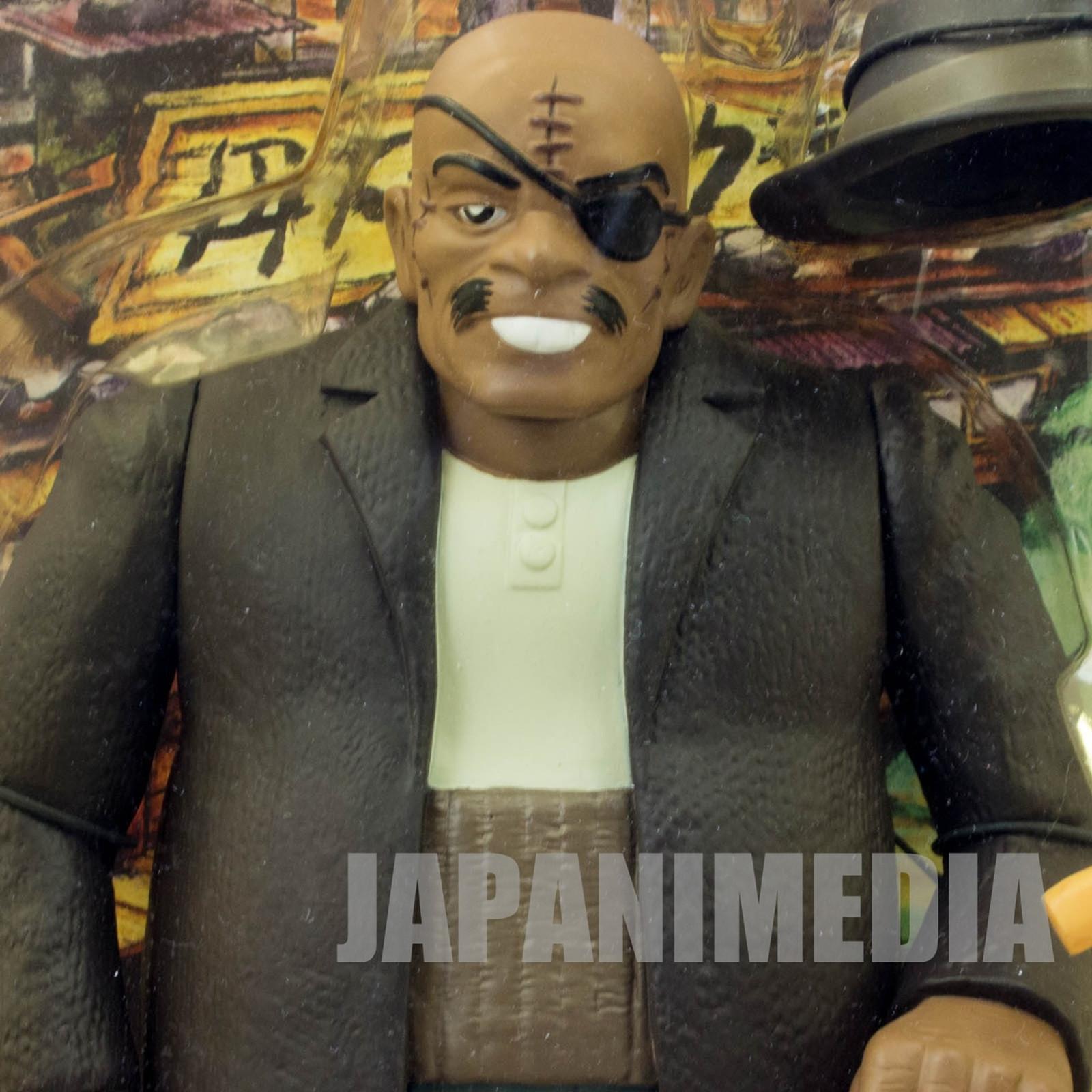 "Ashita no Joe Danpei Tange 9"" Figure Normal ver. Planet Toys JAPAN ANIME"