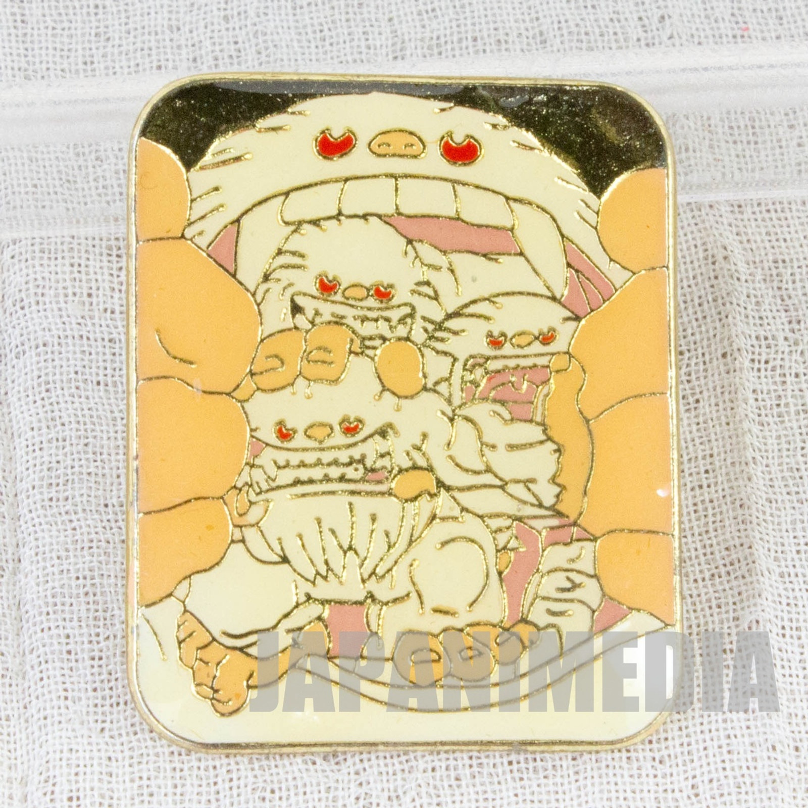 Darkstalkers (Vampire) Sasquatch Metal Pins Capcom Character JAPAN