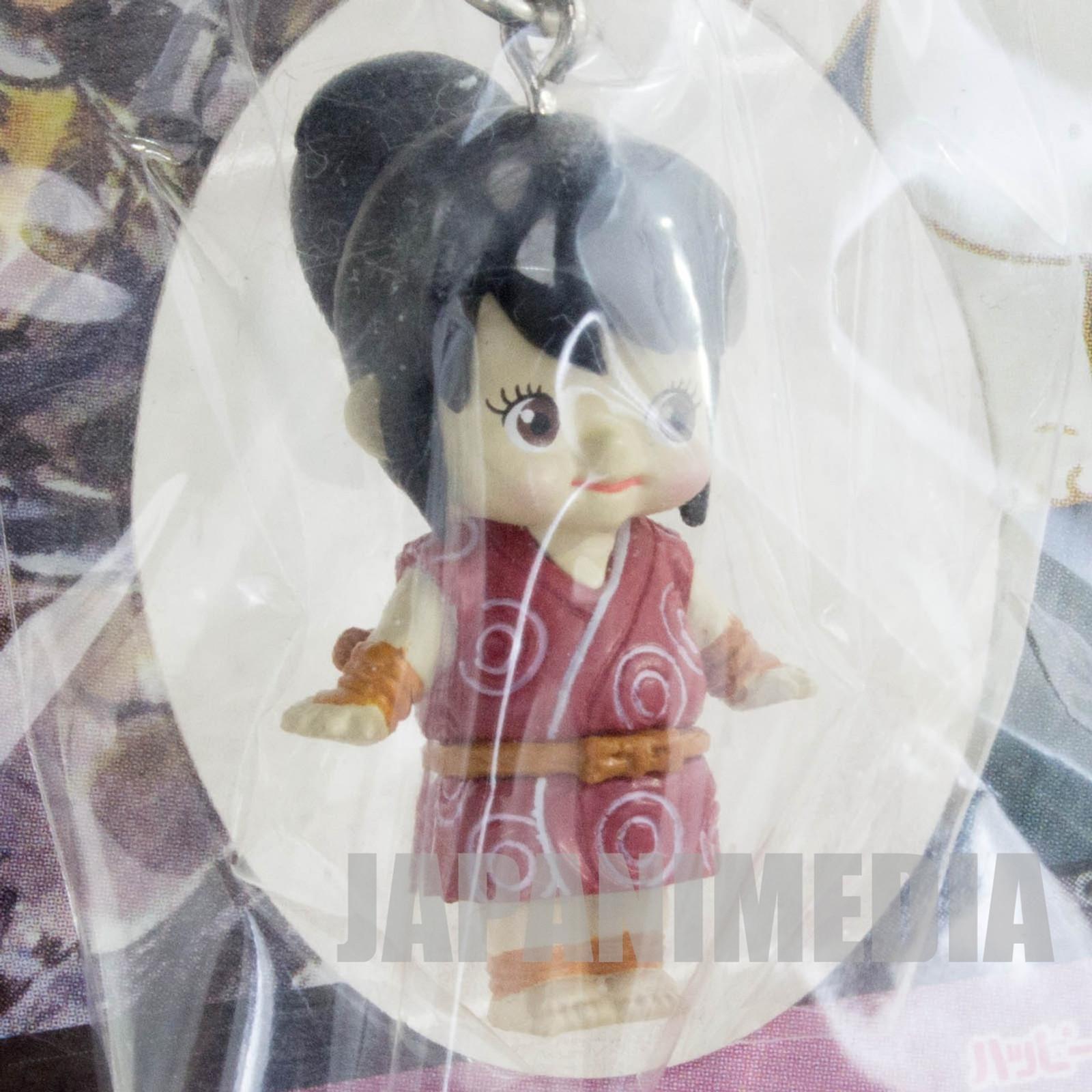 Kamui The Ninja Gaiden Rose O'neill Kewpie Kewsion Strap JAPAN ANIME