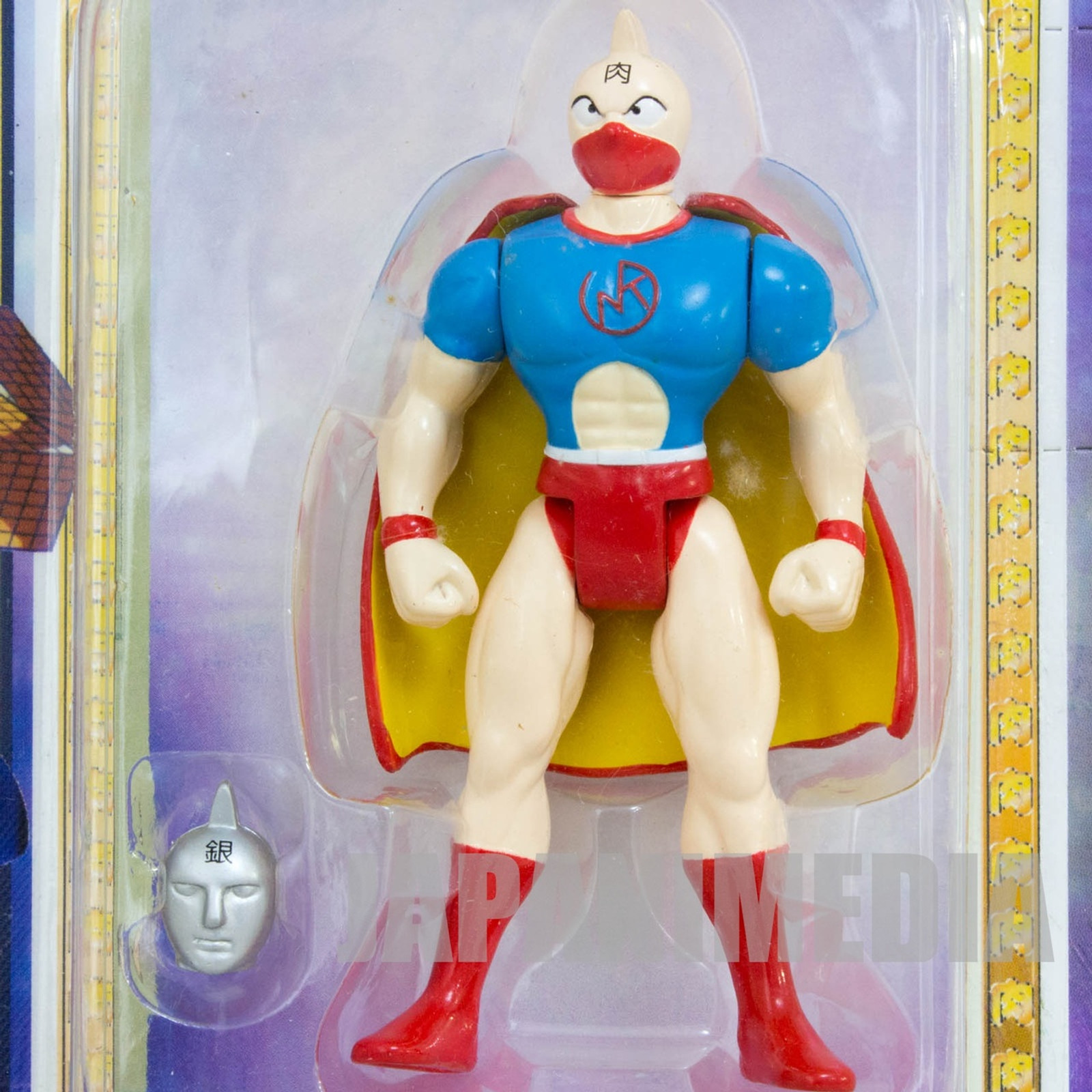 Kinnikuman Action Figure Collection Ultimate Muscle JAPAN ANIME