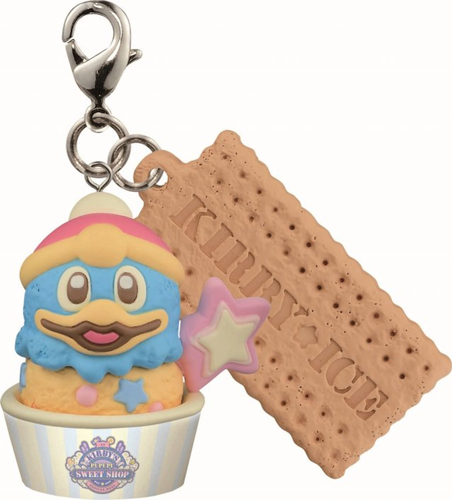 Kirby Super Star Figure Mascot King Dedede Ice Cream Series JAPAN GAME