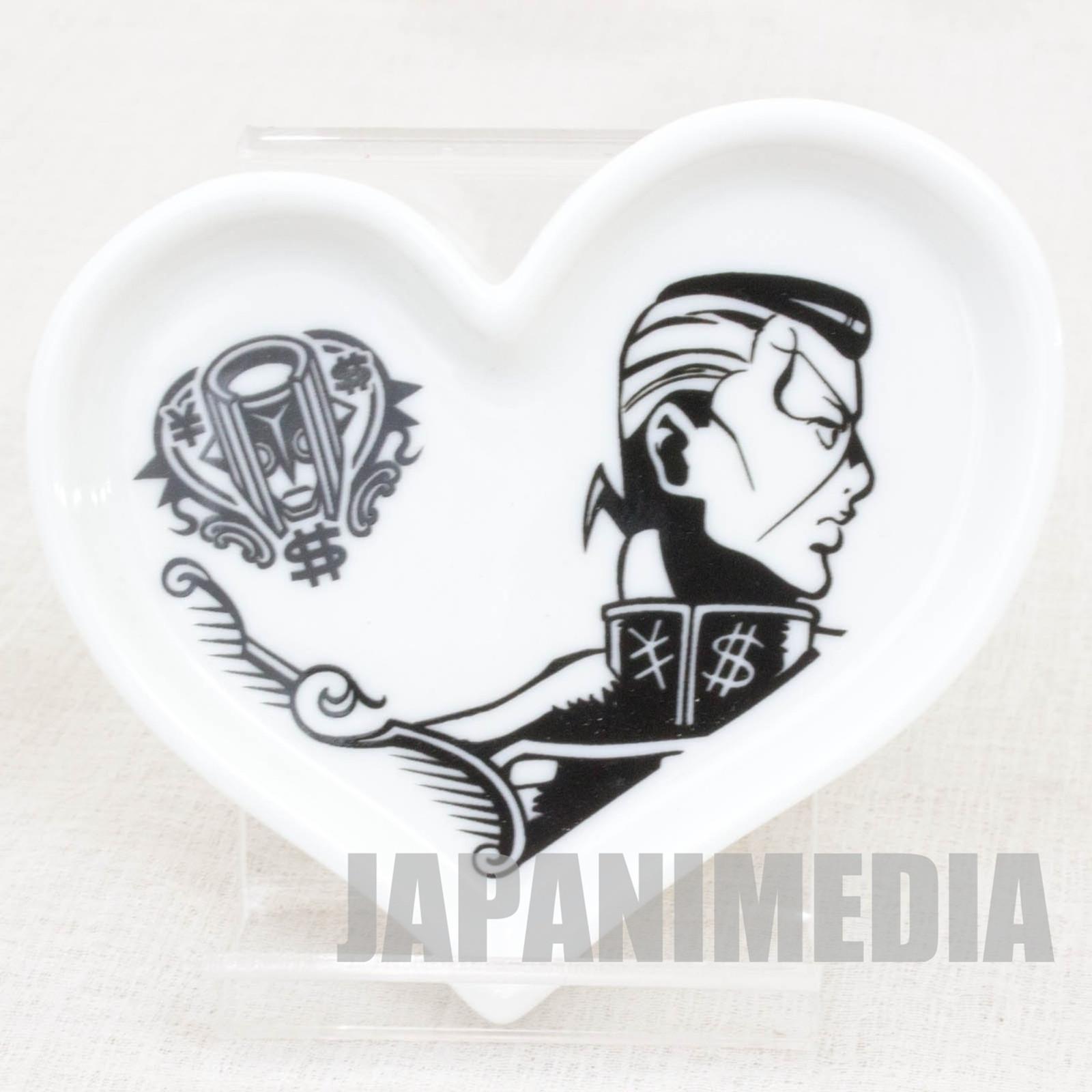 JoJo's Bizarre Adventure Diamond Is Unbreakable Nijimura Okuyasu Small Plate